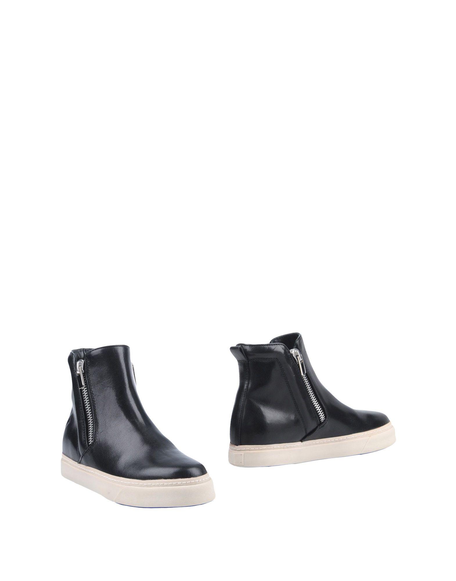 COSTUME NATIONAL Полусапоги и высокие ботинки цены онлайн