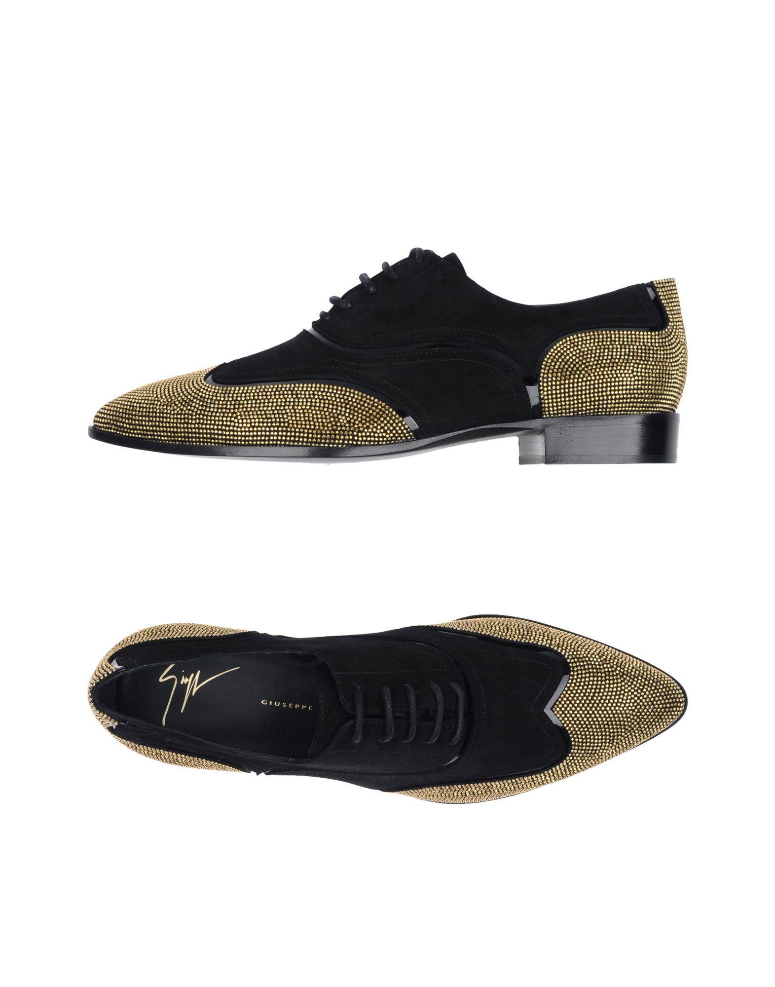 где купить  GIUSEPPE ZANOTTI DESIGN Обувь на шнурках  по лучшей цене