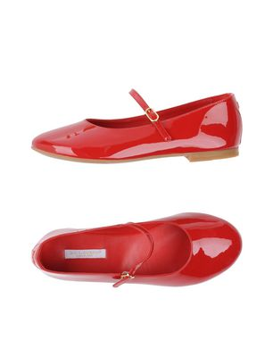 DOLCE & GABBANA Mädchen 9-16 jahre Ballerina Farbe Rot Größe 21