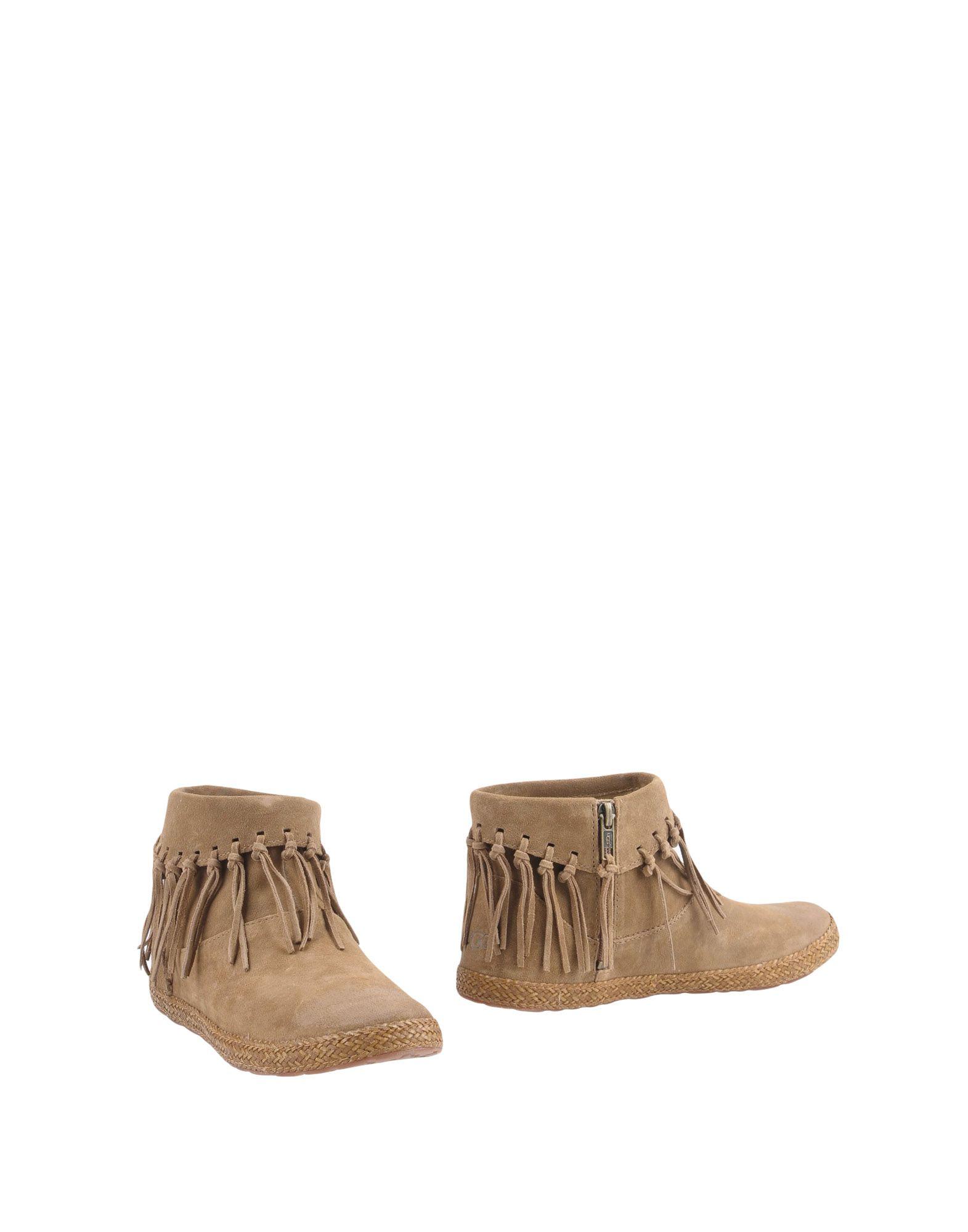 UGG AUSTRALIA Полусапоги и высокие ботинки сервиз обеденный lefard 23 предмета орнамент