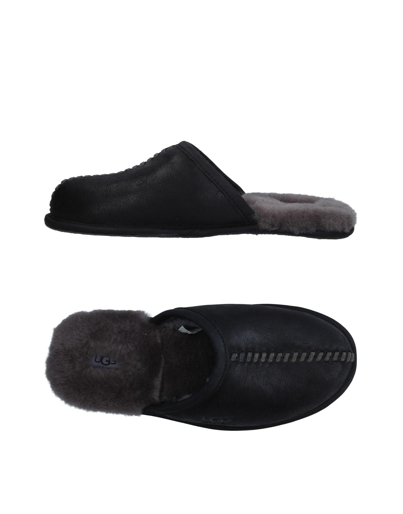 UGG AUSTRALIA Домашние туфли