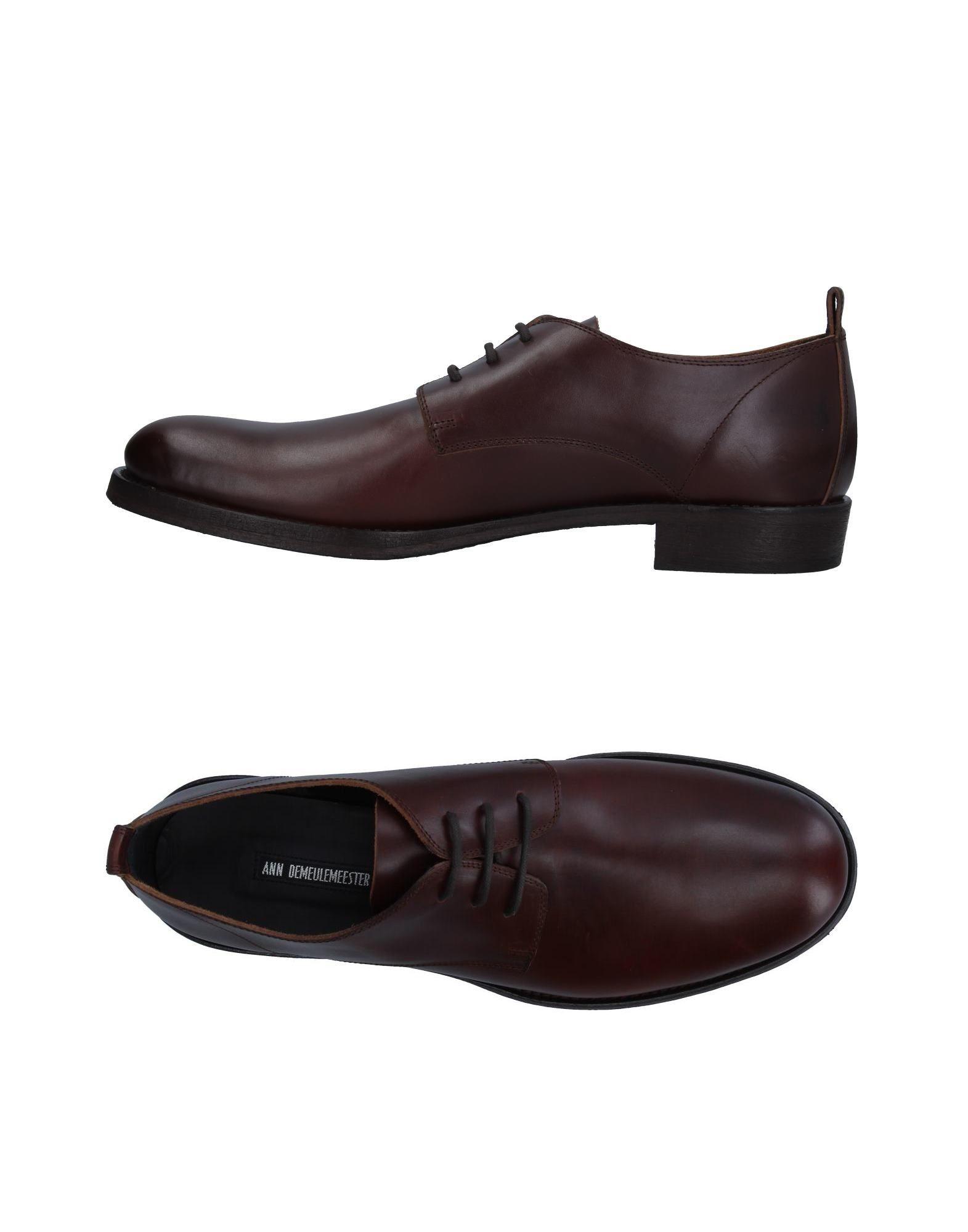 ANN DEMEULEMEESTER Обувь на шнурках ann demeulemeester w15072569265