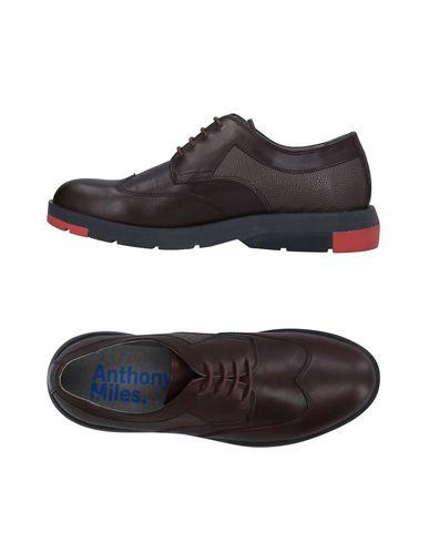 Обувь на шнурках от ANTHONY MILES