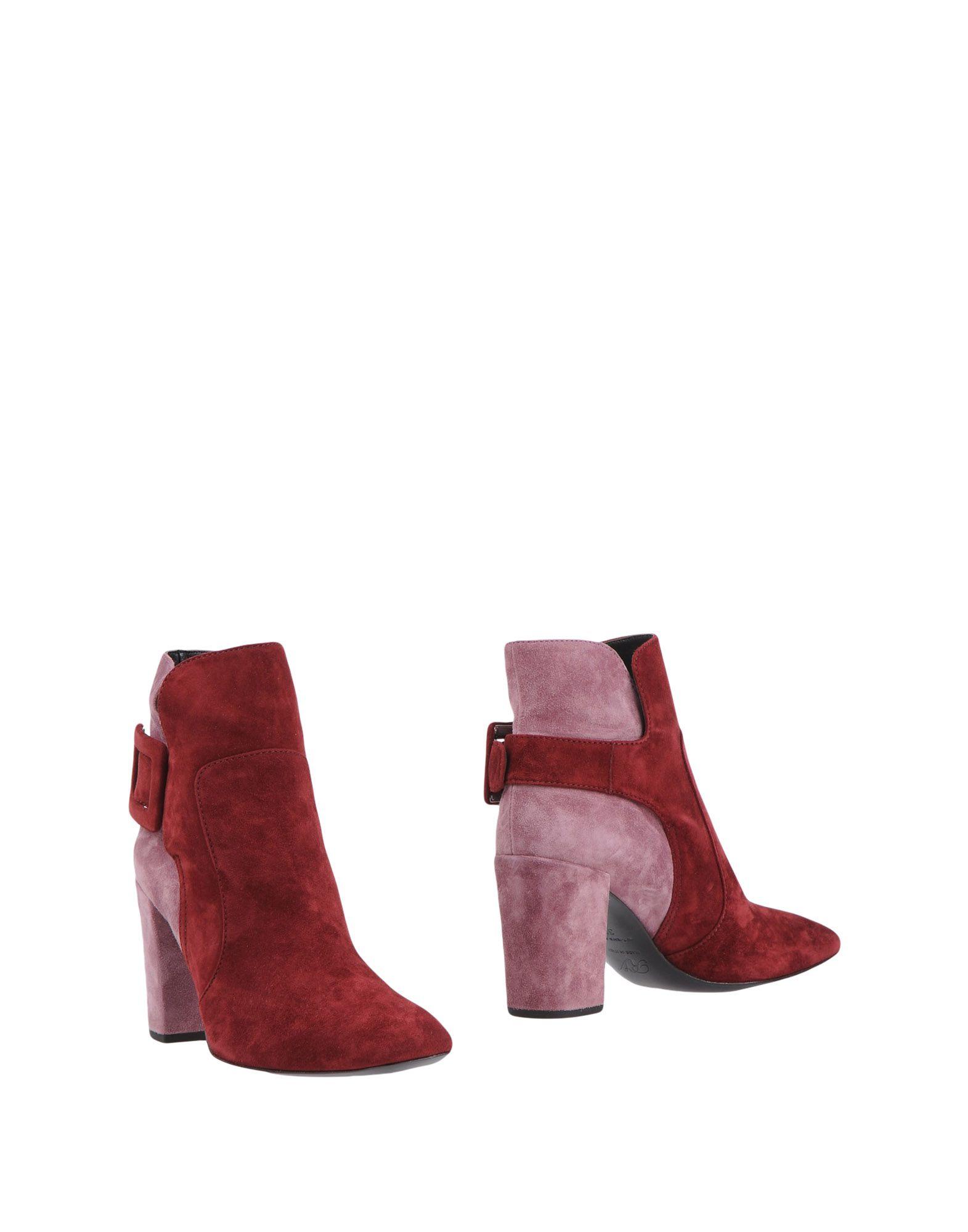 ROGER VIVIER Полусапоги и высокие ботинки цены онлайн