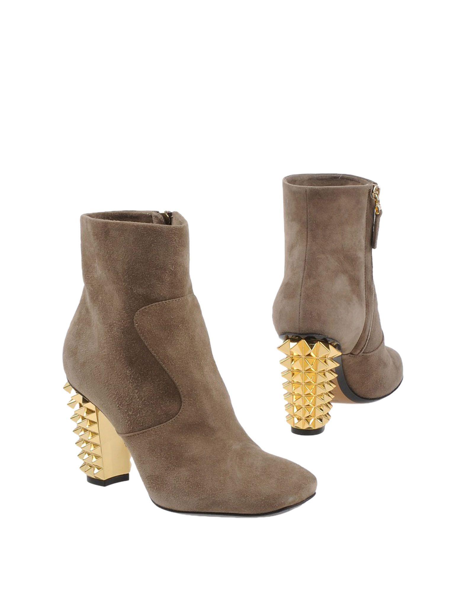 FENDI Полусапоги и высокие ботинки fendi полусапоги и высокие ботинки