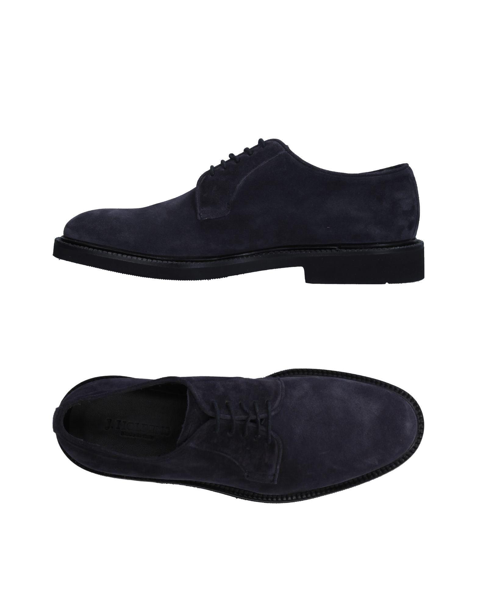 J. HOLBENS Обувь на шнурках цены онлайн