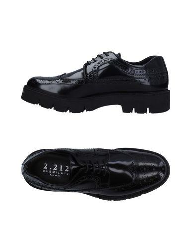 Обувь на шнурках от 2.12  DUEMILA12