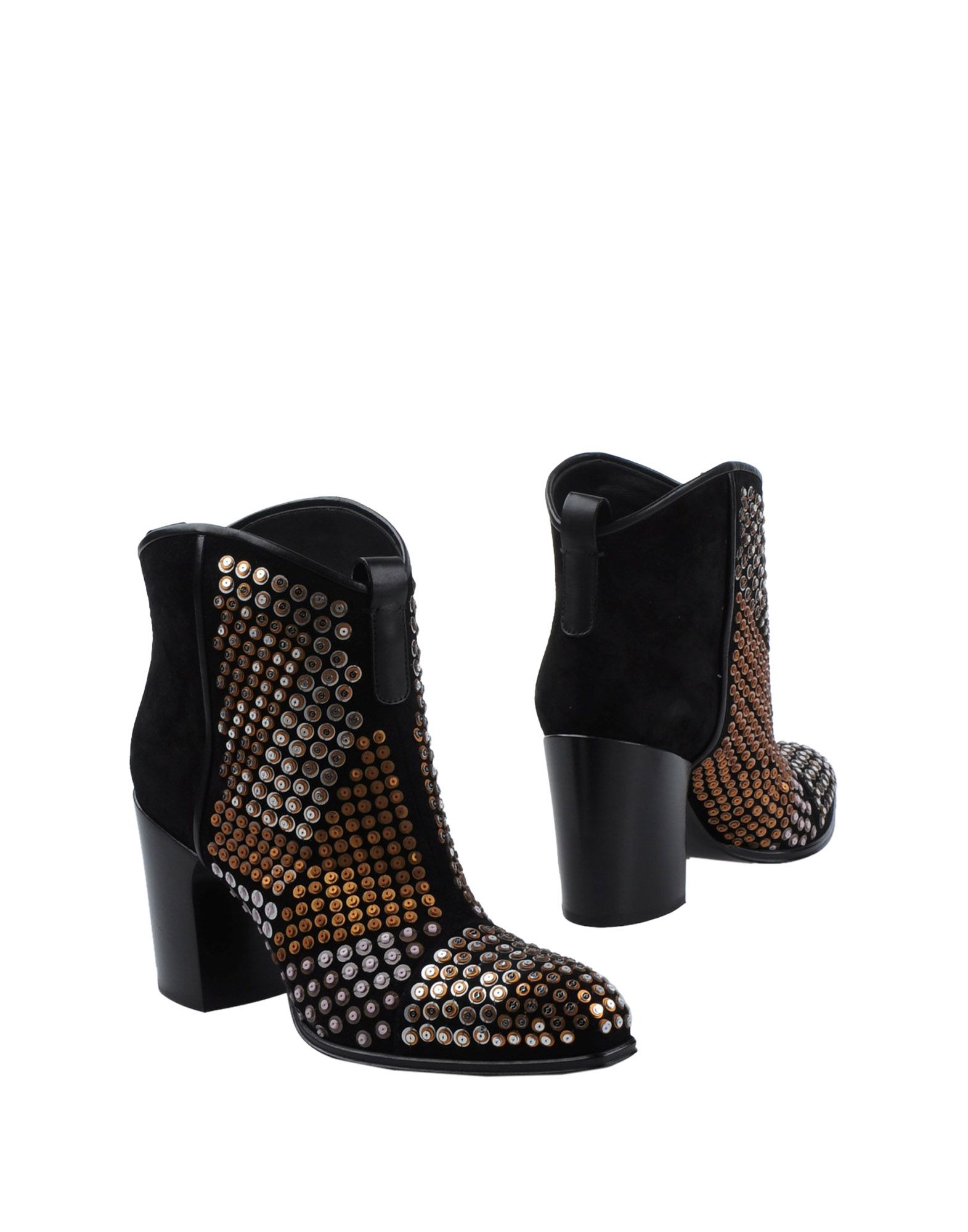 CASADEI Полусапоги и высокие ботинки