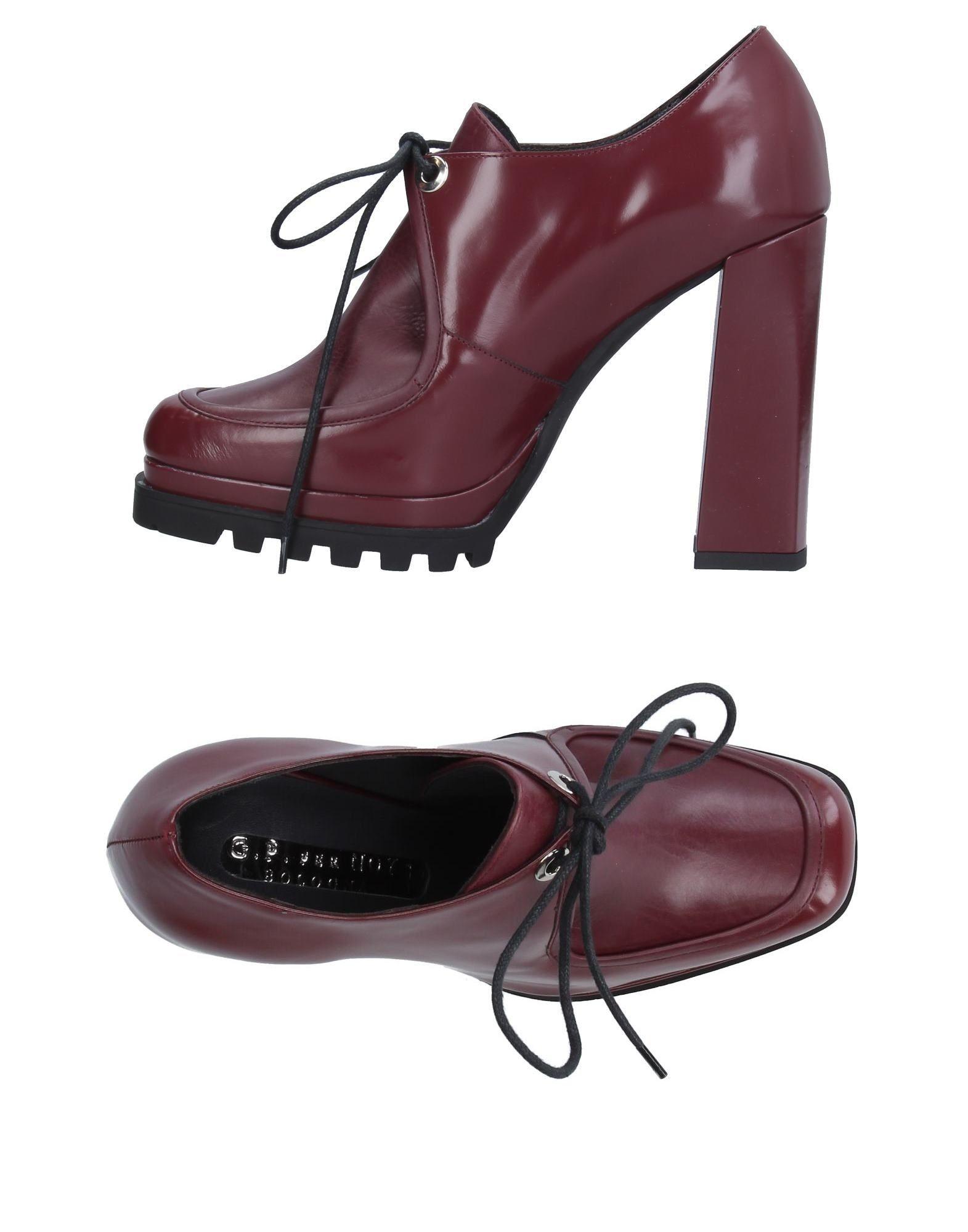 G.P. PER NOY BOLOGNA Обувь на шнурках