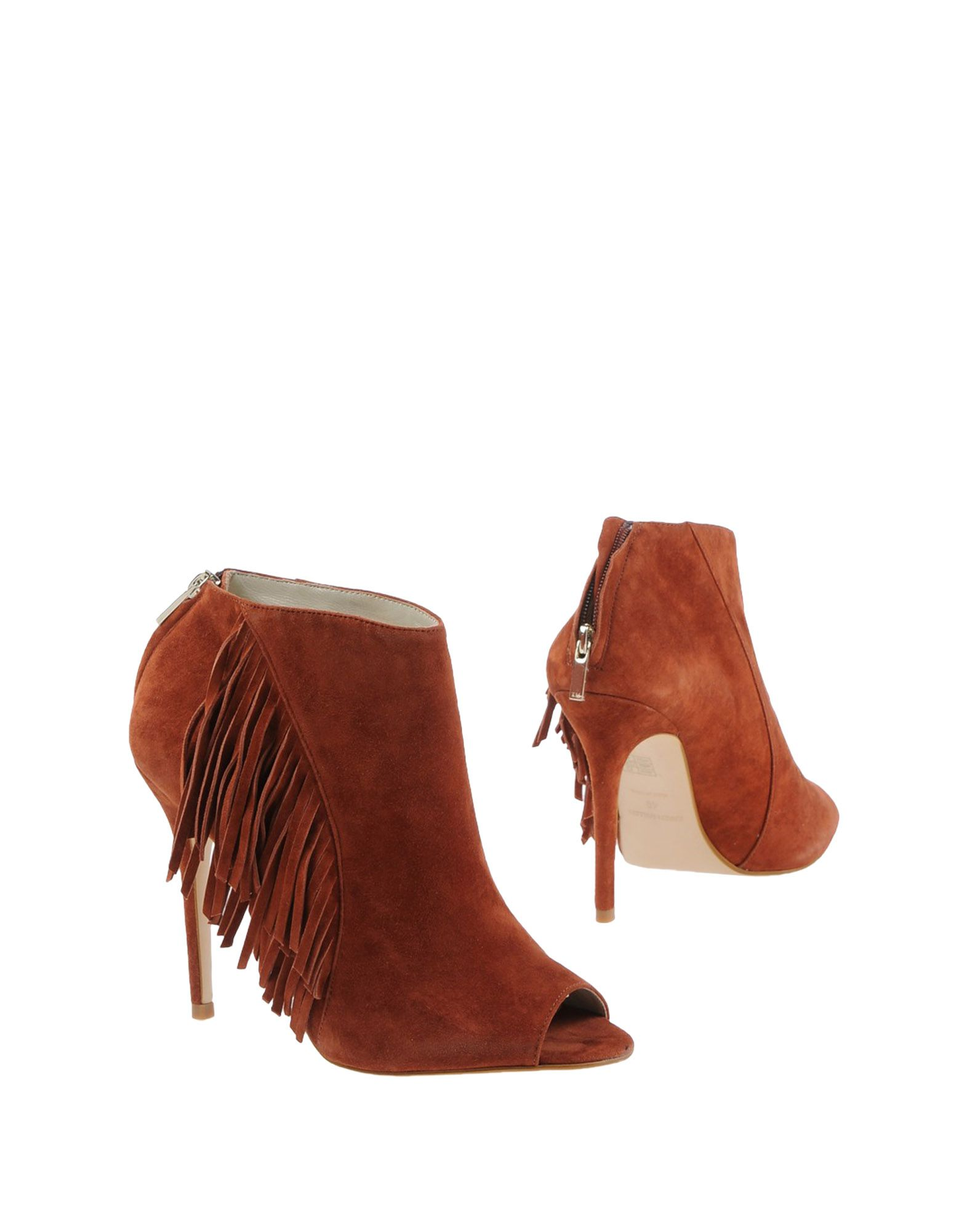 Ankle Boot in Cocoa