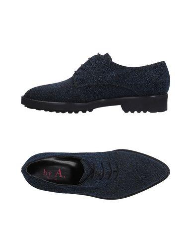 BY A. Chaussures à lacets femme