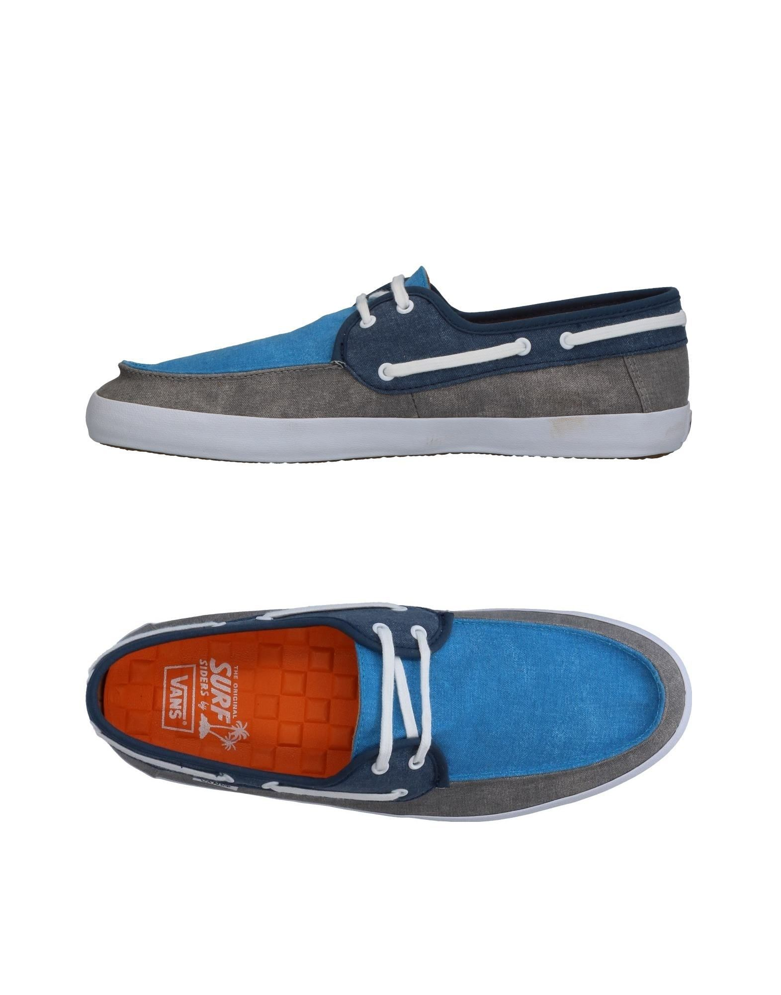 THE ORIGINAL SURF SIDERS by VANS Мокасины