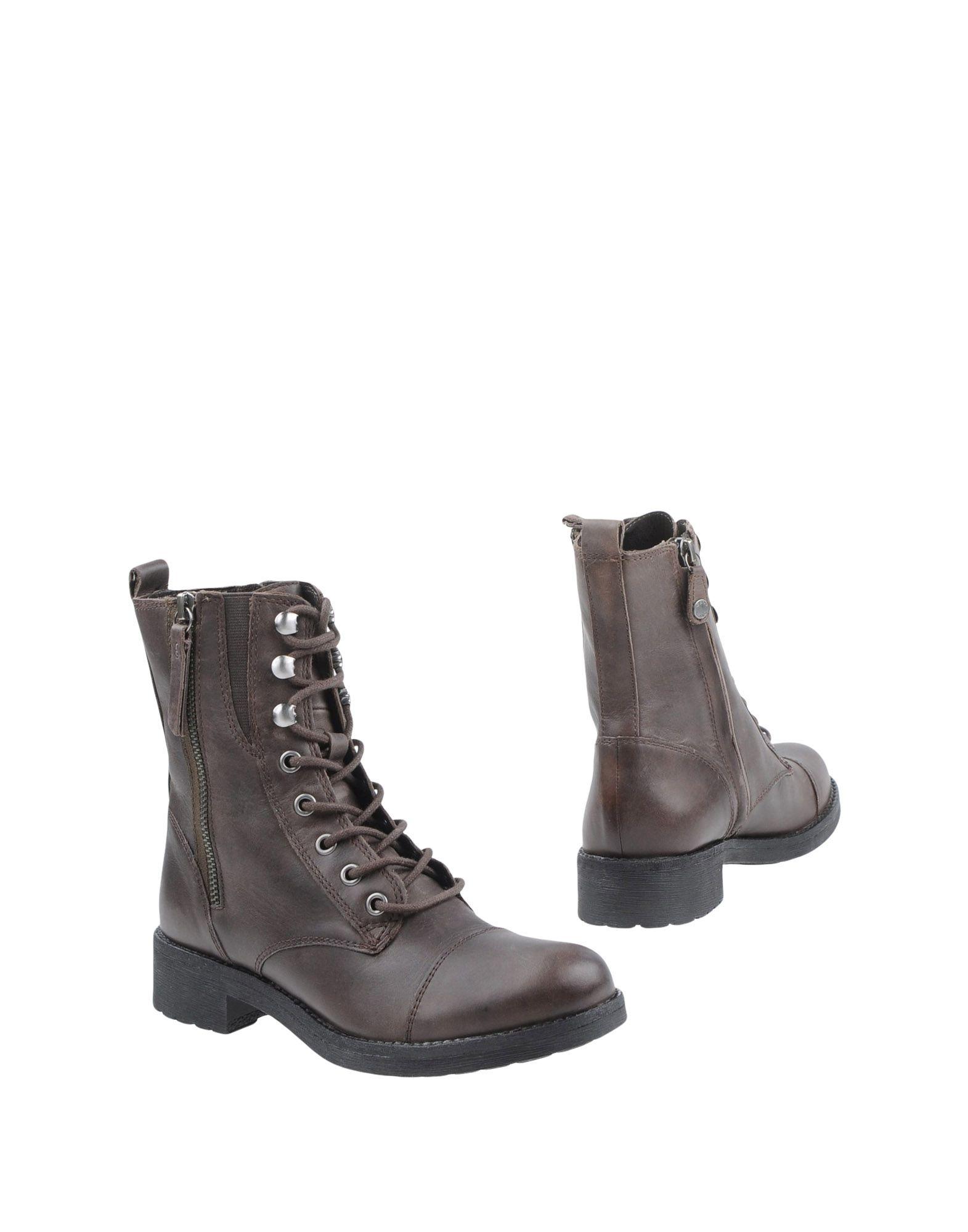 GEOX Полусапоги и высокие ботинки ldir полусапоги и высокие ботинки