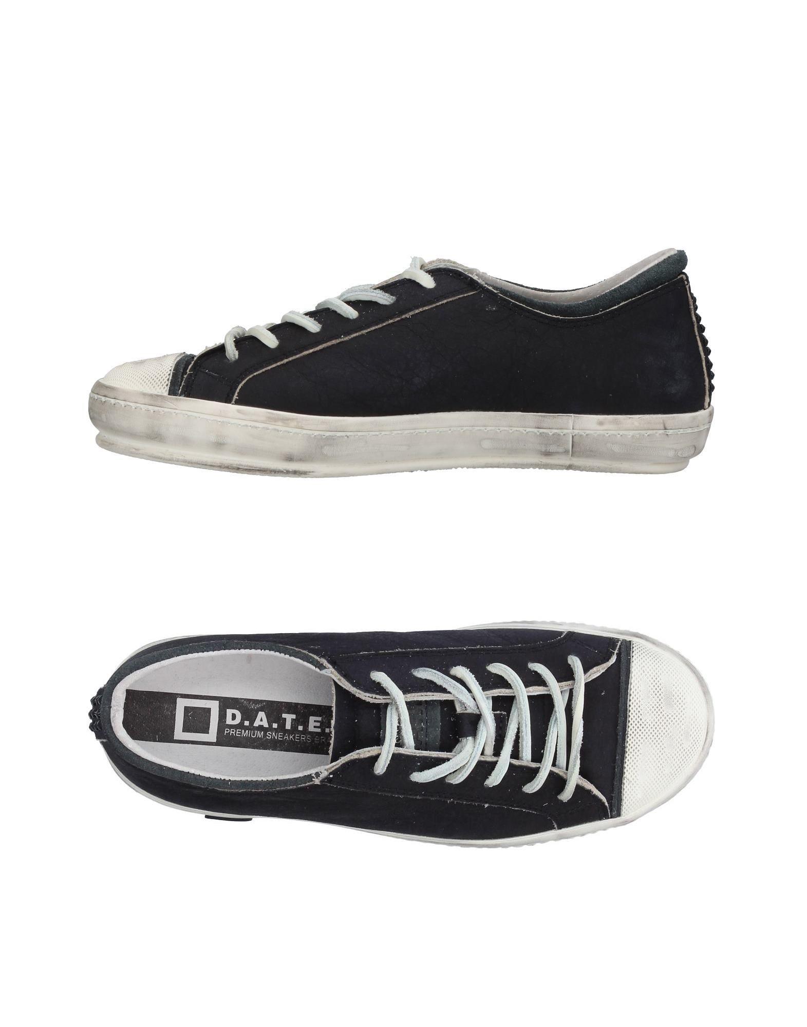 D.A.T.E. Низкие кеды и кроссовки lara hampton низкие кеды и кроссовки