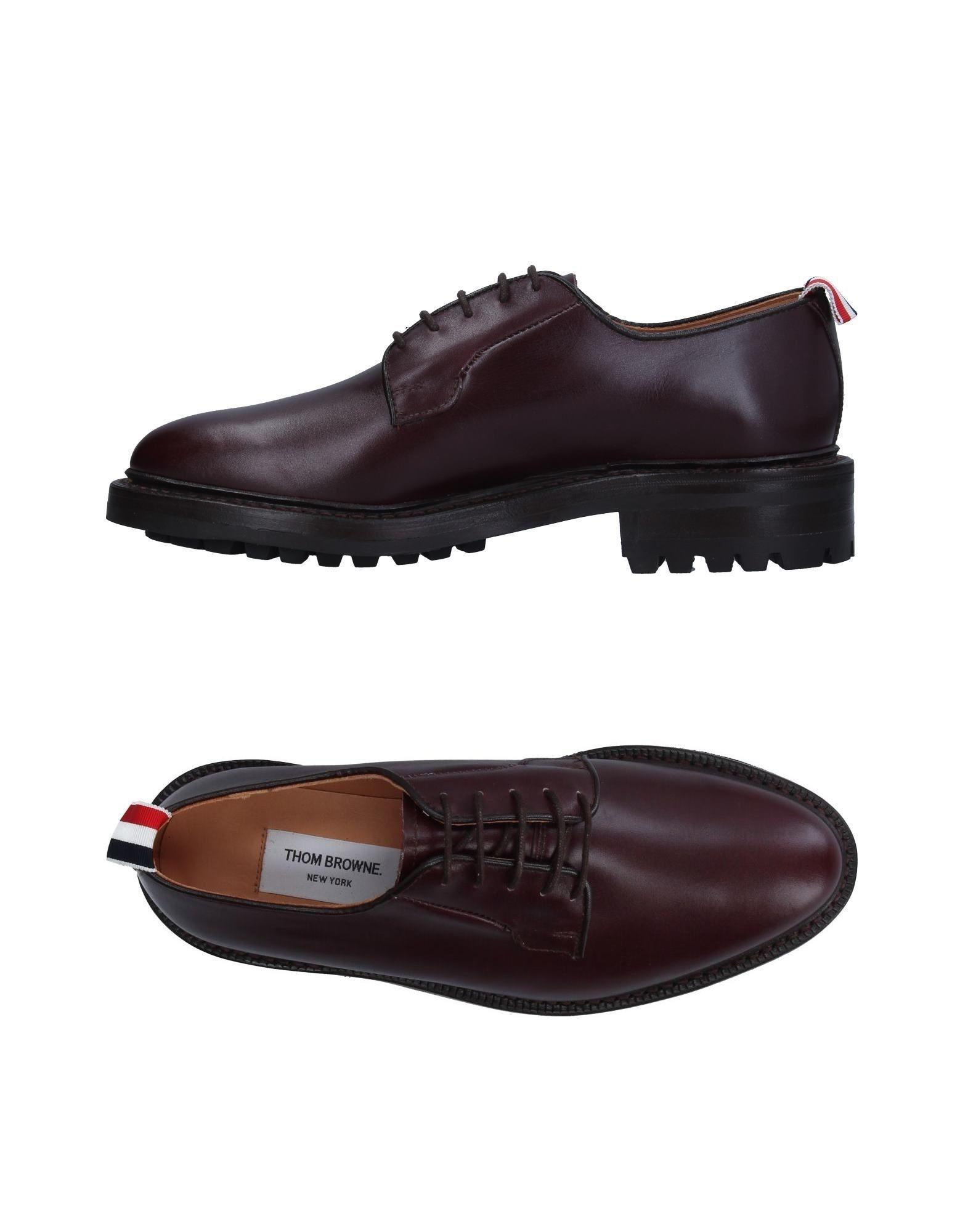 THOM BROWNE Обувь на шнурках thom browne p