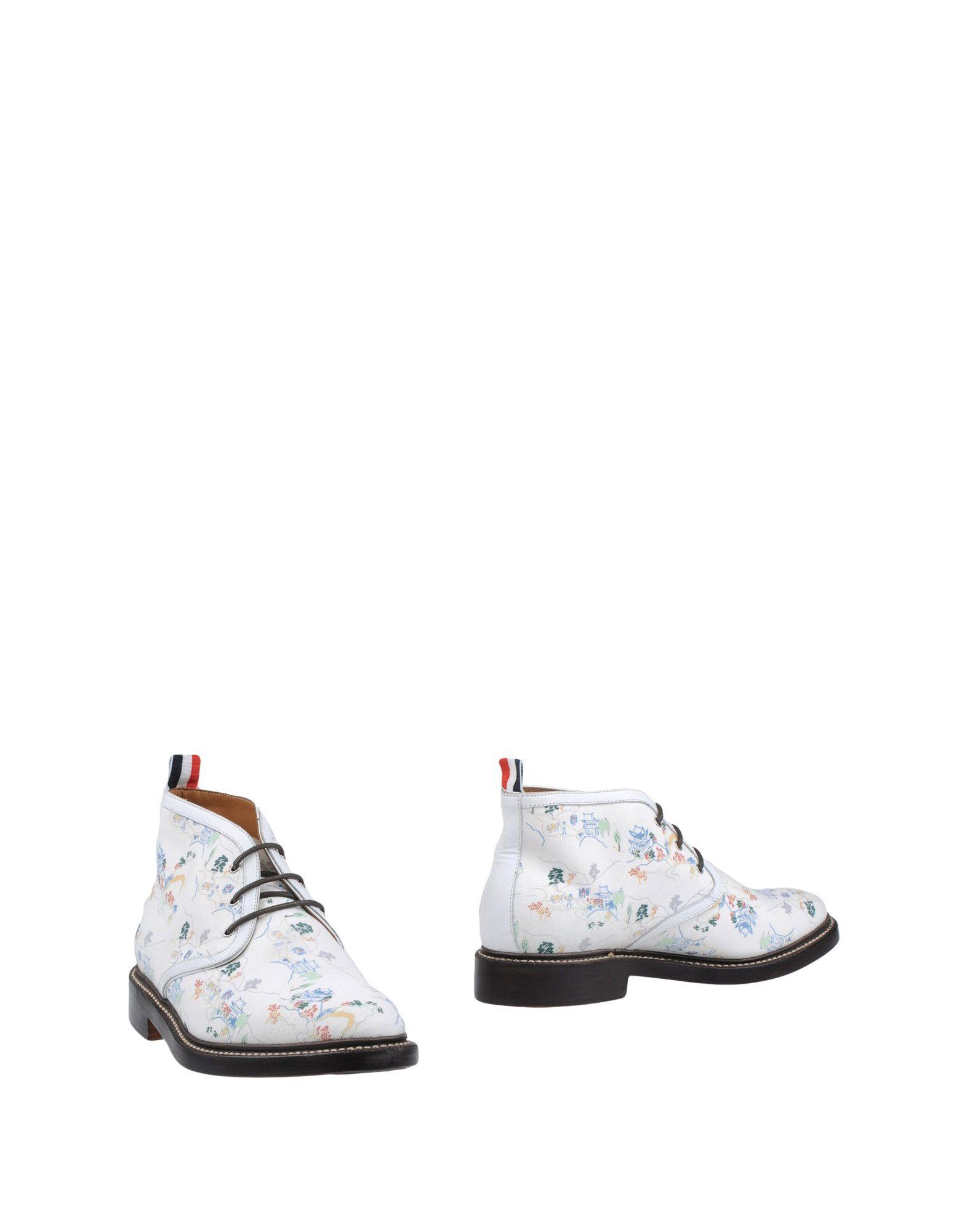 THOM BROWNE Полусапоги и высокие ботинки thom browne p