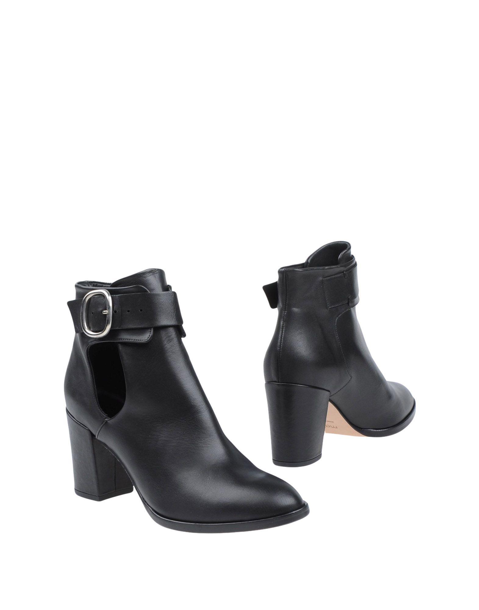 MAJE Полусапоги и высокие ботинки
