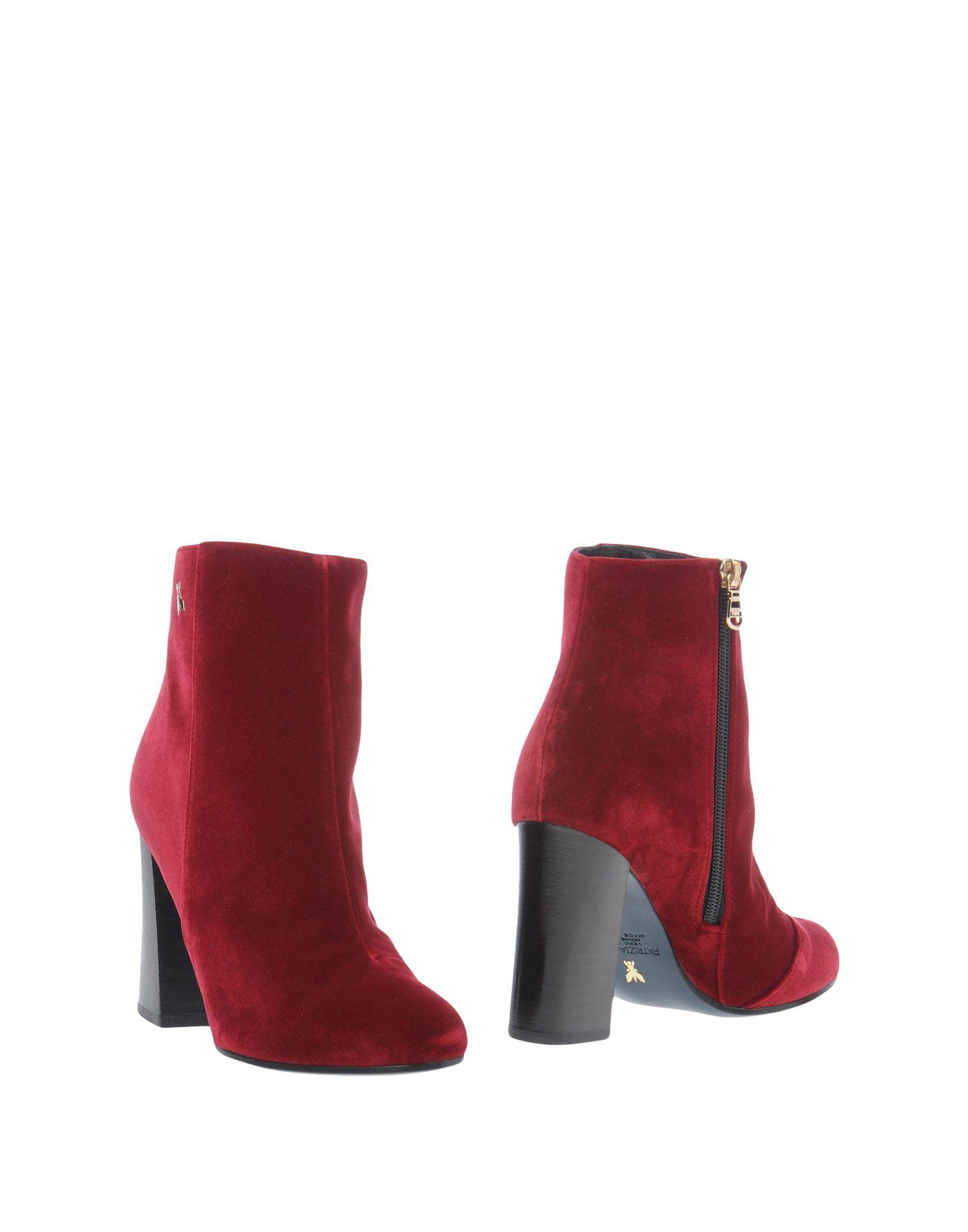 купить PATRIZIA PEPE Полусапоги и высокие ботинки дешево