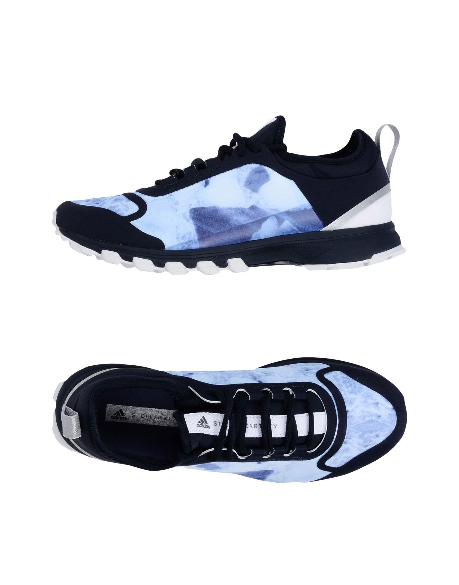 ADIDAS by STELLA McCARTNEY Низкие кеды и кроссовки кроссовки adidas adizero feather rk2