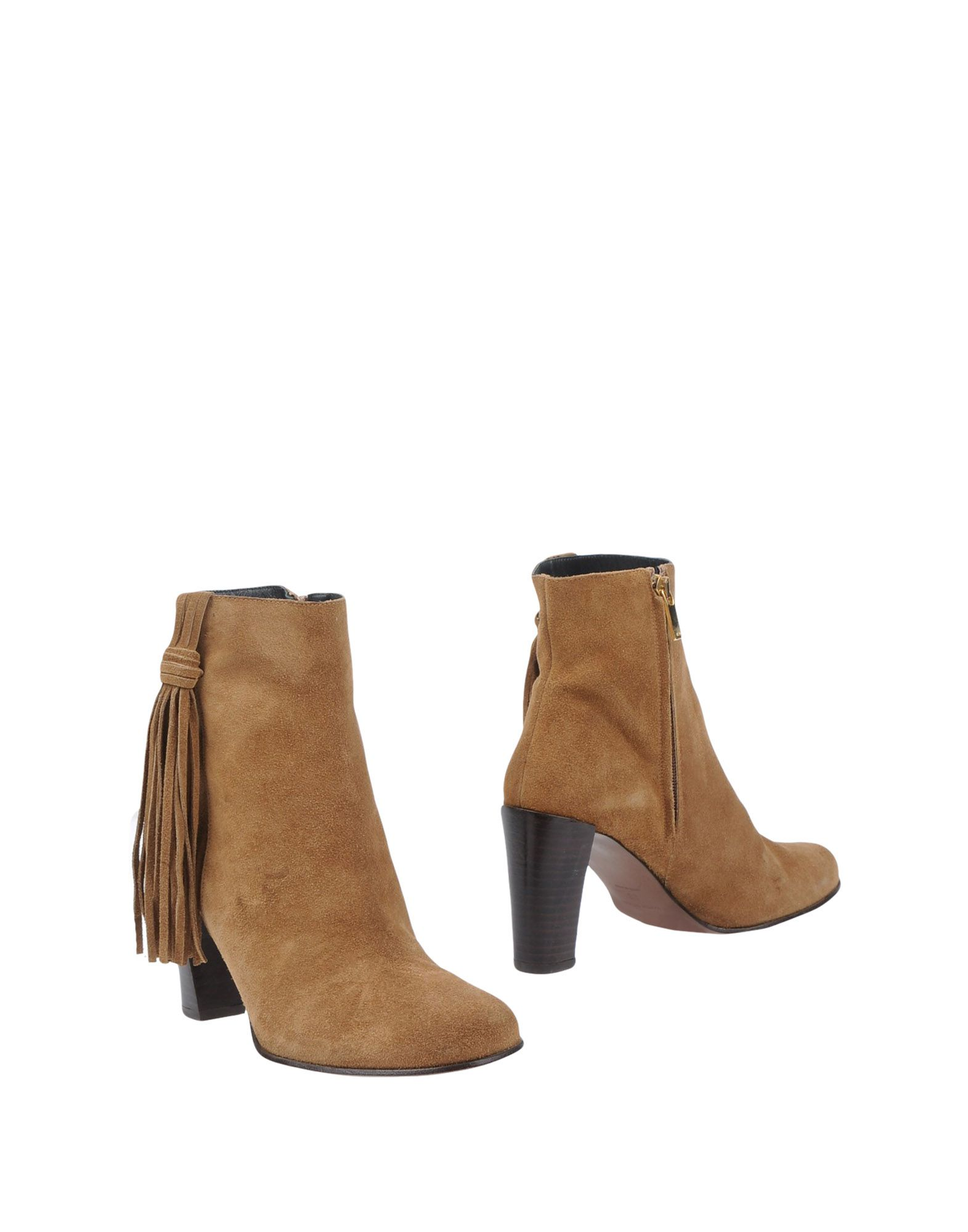 Ankle Boot, Sand