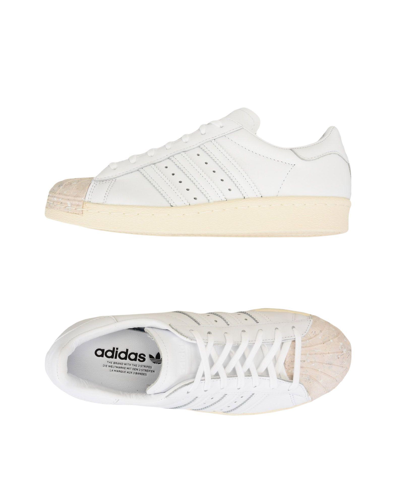 ADIDAS ORIGINALS Низкие кеды и кроссовки adidas originals superstar stormtrooper j lifestyle basketball shoe big kid