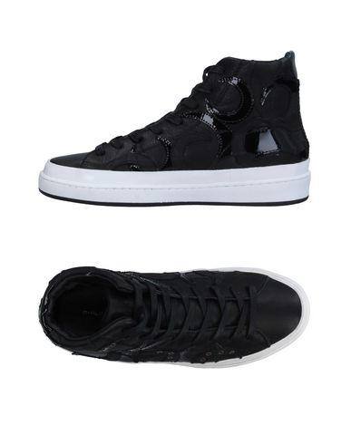 PHILIPPE MODEL Sneakers & Tennis montantes femme