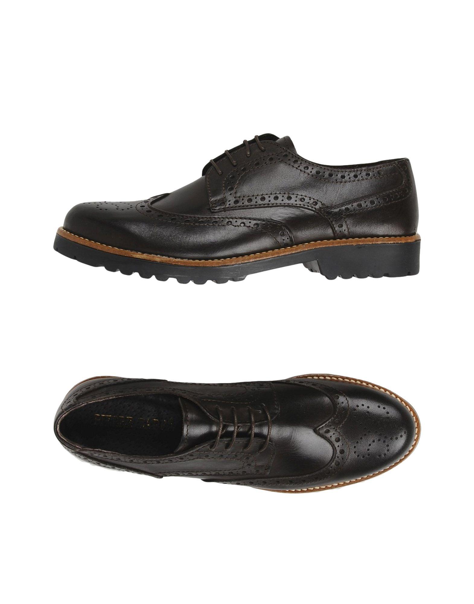 PIERRE DARRÉ Обувь на шнурках цены онлайн