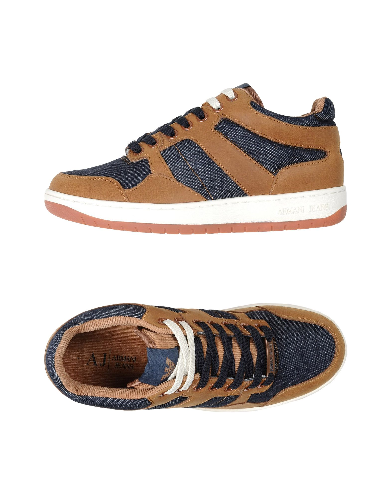 b710bd6633 ARMANI JEANS ΠΑΠΟΥΤΣΙΑ Χαμηλά sneakers