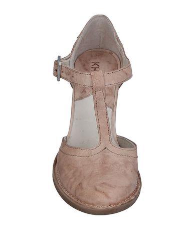 Фото 2 - Женские туфли  цвет песочный