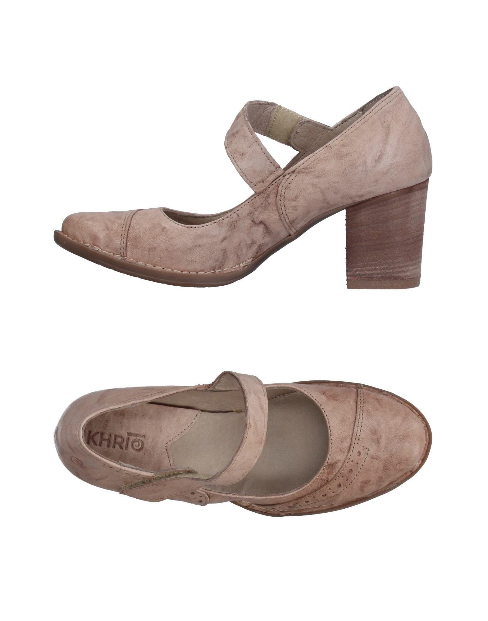 KHRIO' Туфли цены онлайн