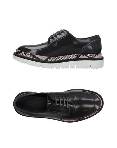 Купить Обувь на шнурках от OAMC черного цвета