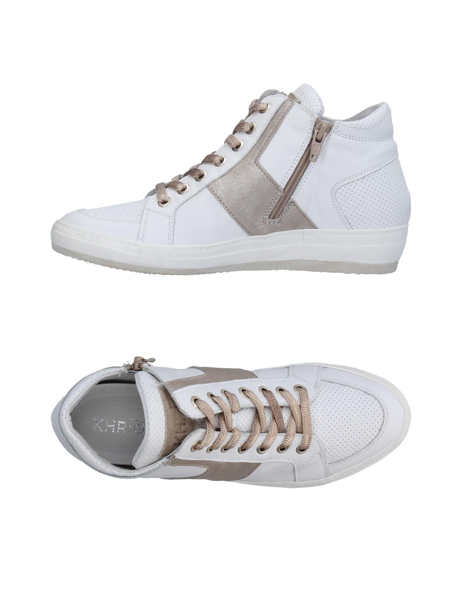 KHRIO' Высокие кеды и кроссовки pierre hardy высокие кеды и кроссовки