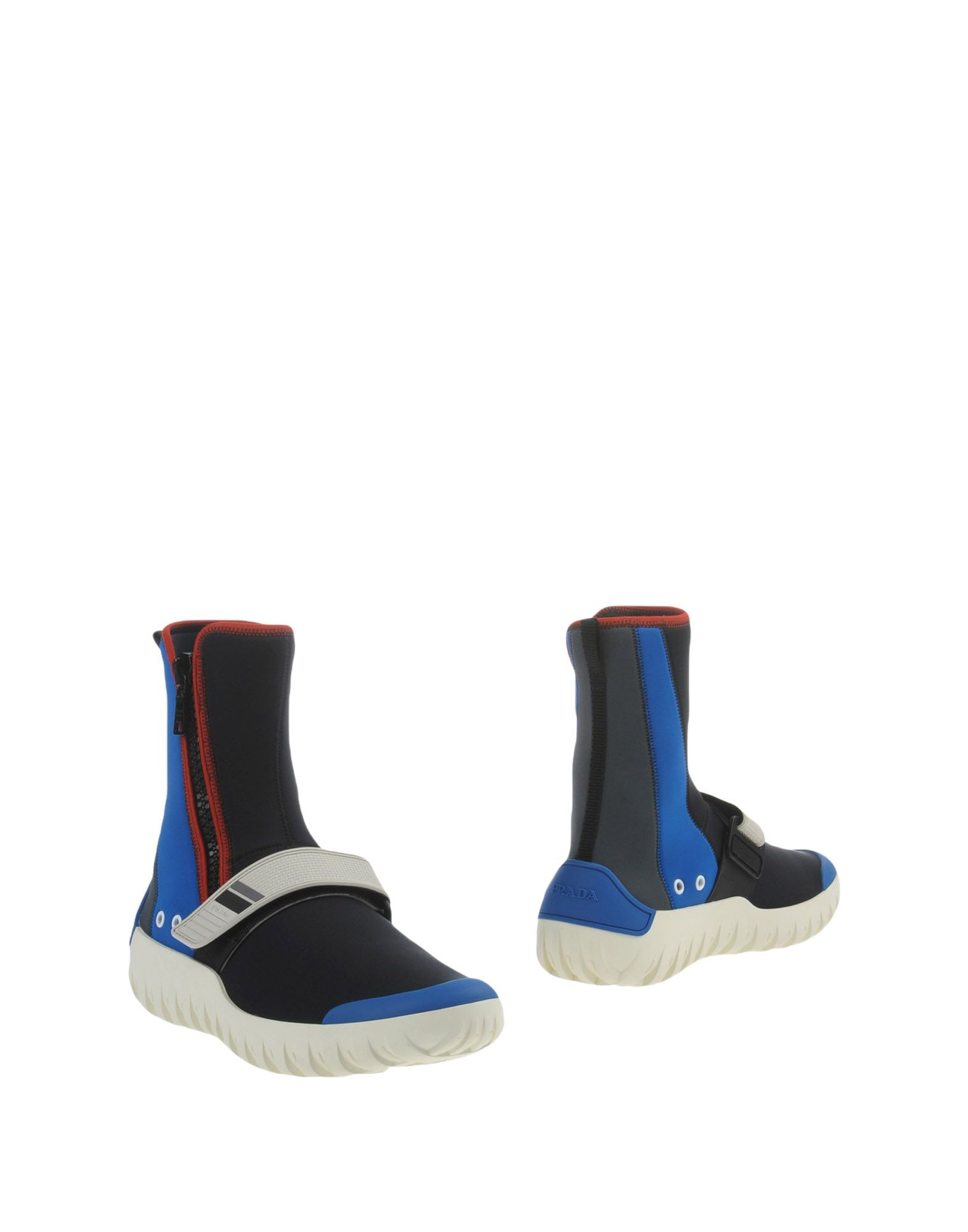 PRADA SPORT Полусапоги и высокие ботинки