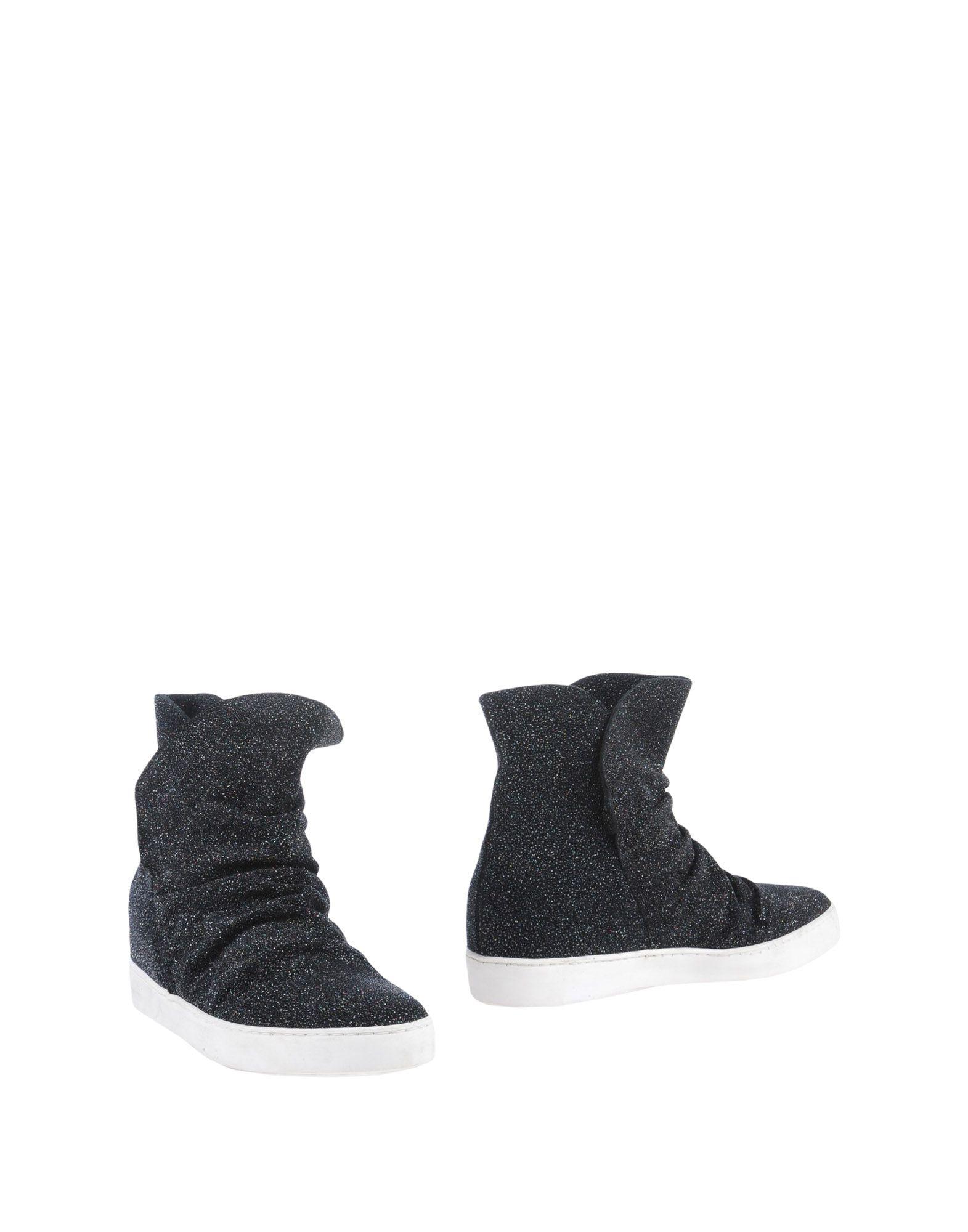 цена MANILA GRACE DENIM Полусапоги и высокие ботинки онлайн в 2017 году