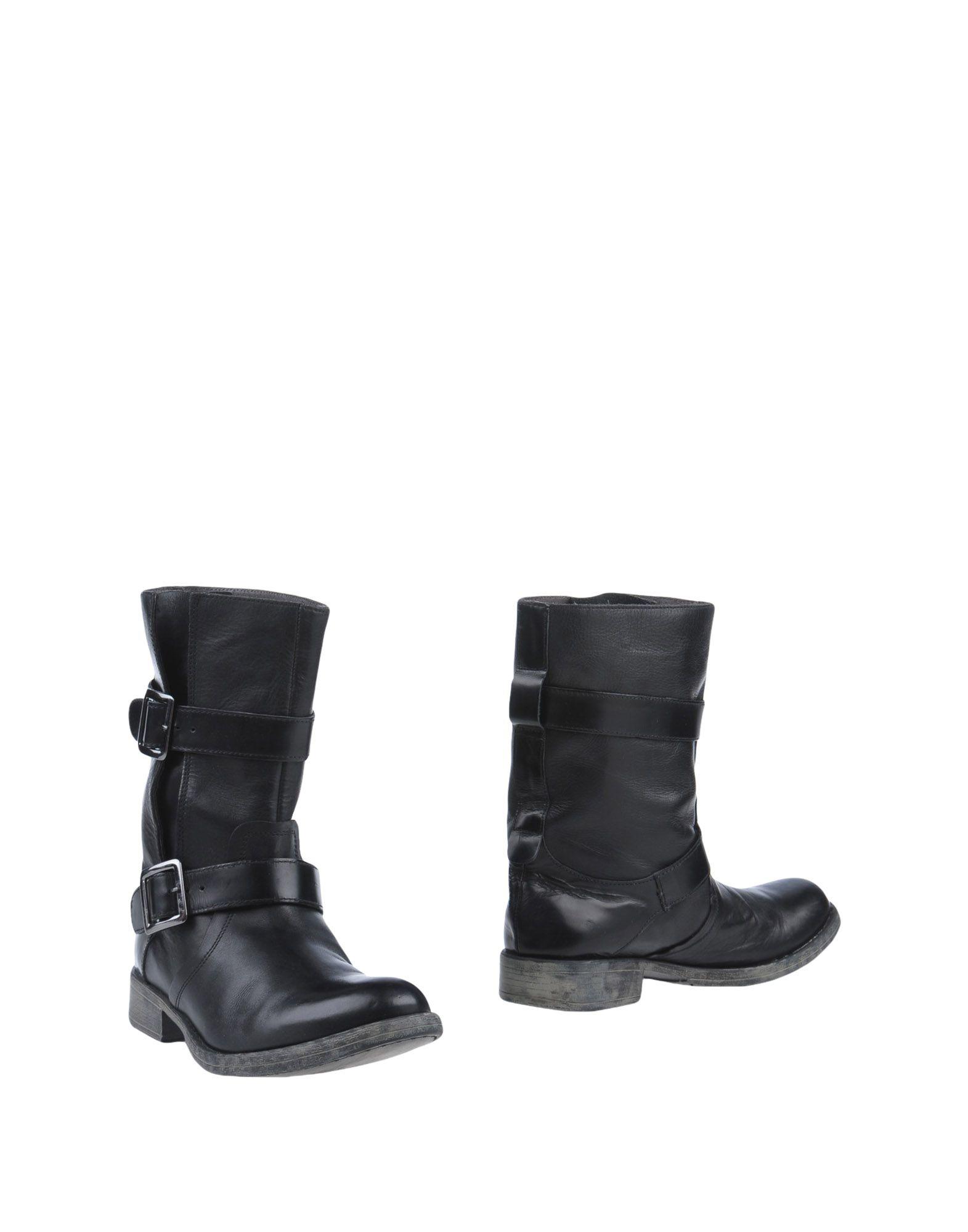 MALÌPARMI Полусапоги и высокие ботинки malìparmi шарф