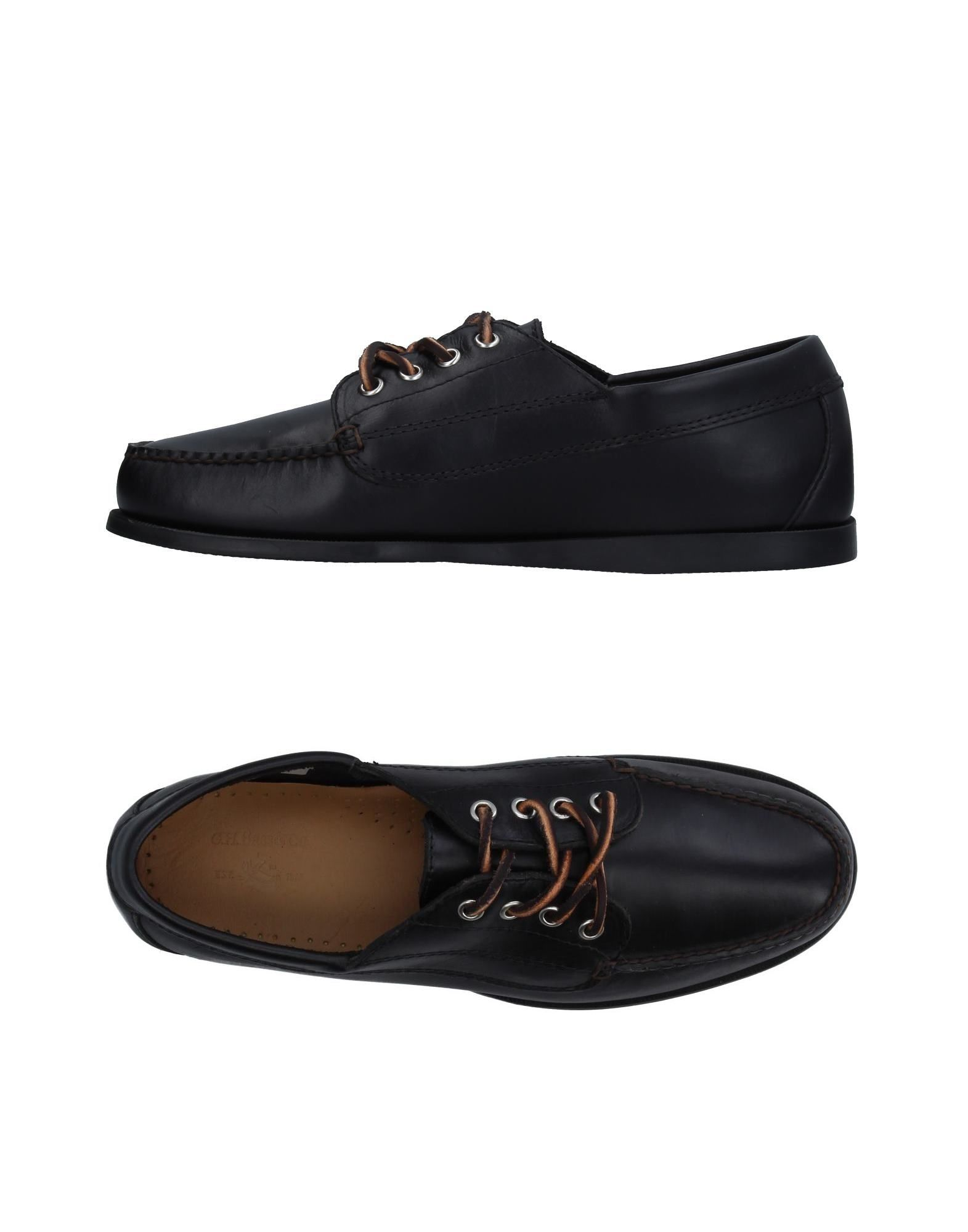 G.H. BASS & CO Обувь на шнурках