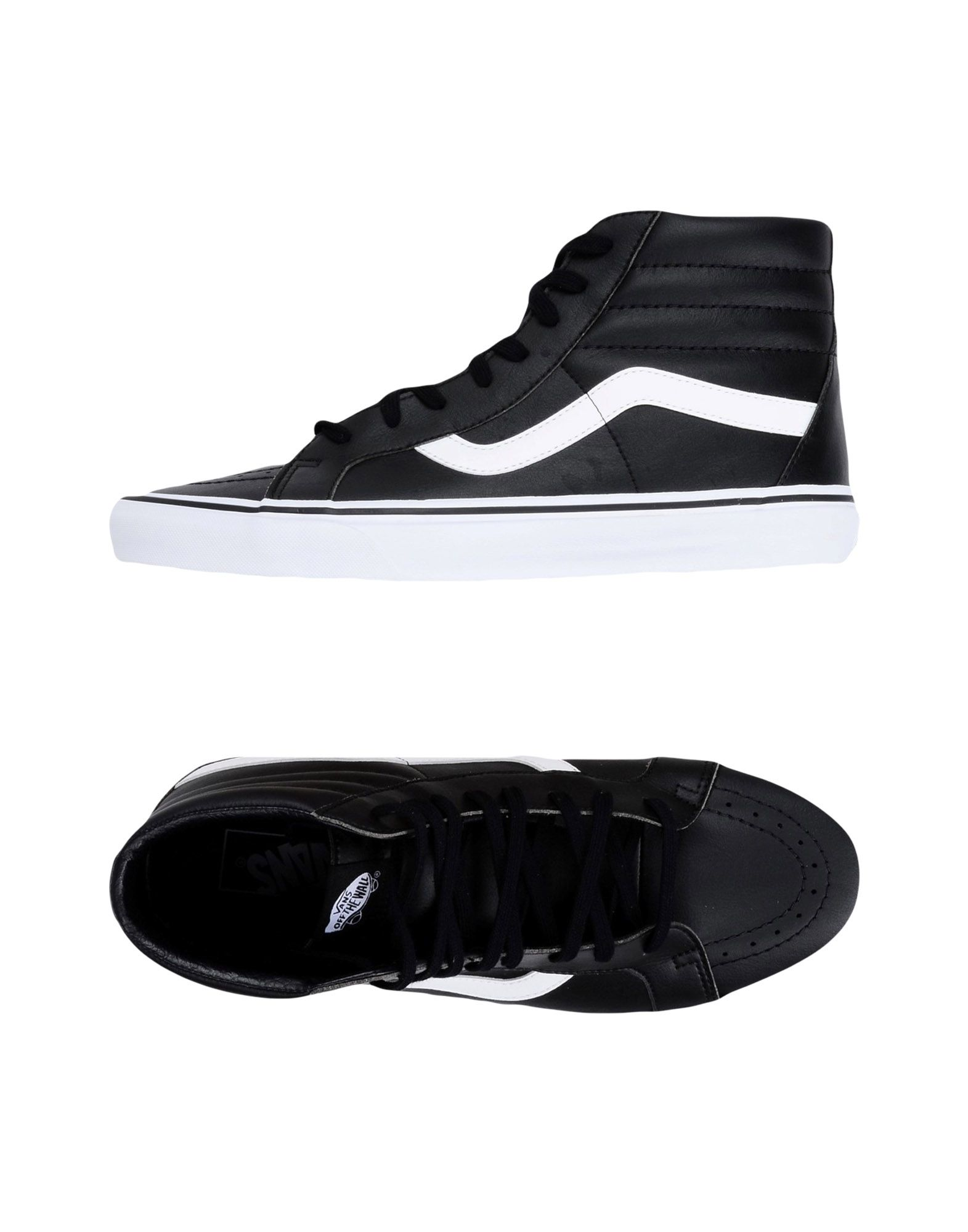 VANS Высокие кеды и кроссовки кеды кроссовки высокие женские dc evan txse blue brown white
