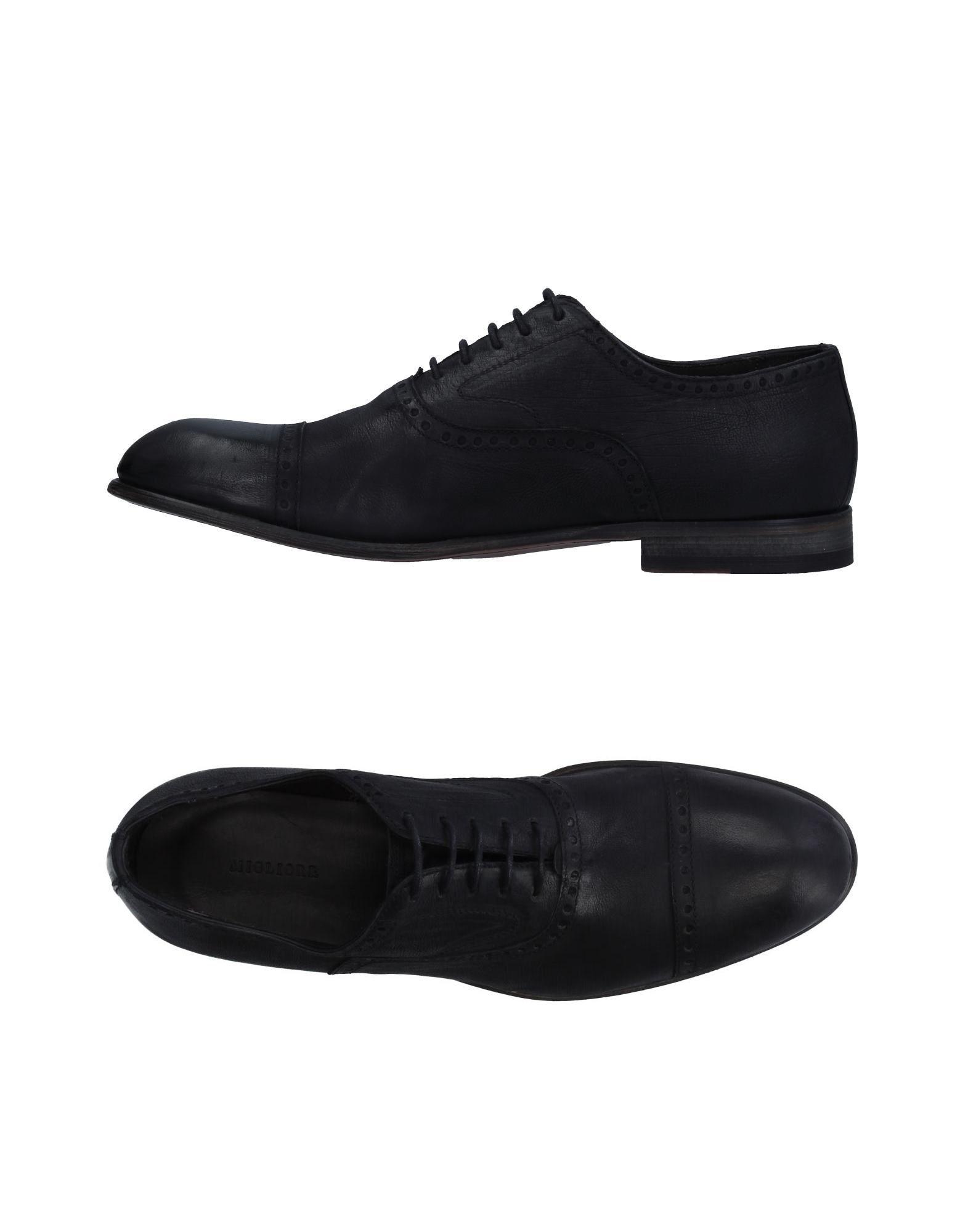 MIGLIORE Обувь на шнурках цены онлайн