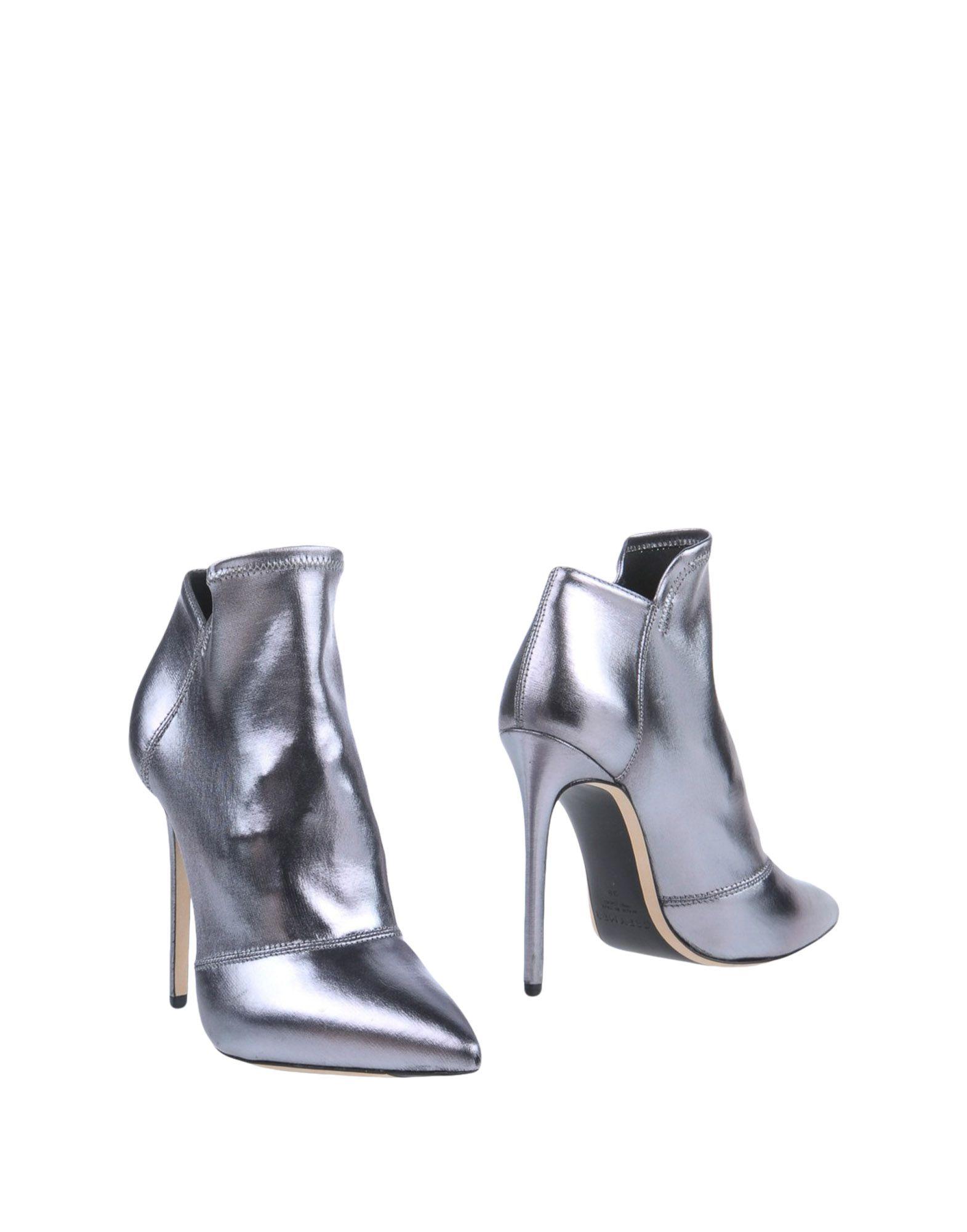 GREY MER Полусапоги и высокие ботинки