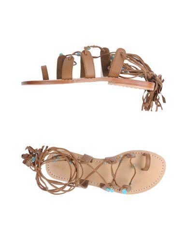zapatillas MYSTIQUE Sandalias de dedo mujer