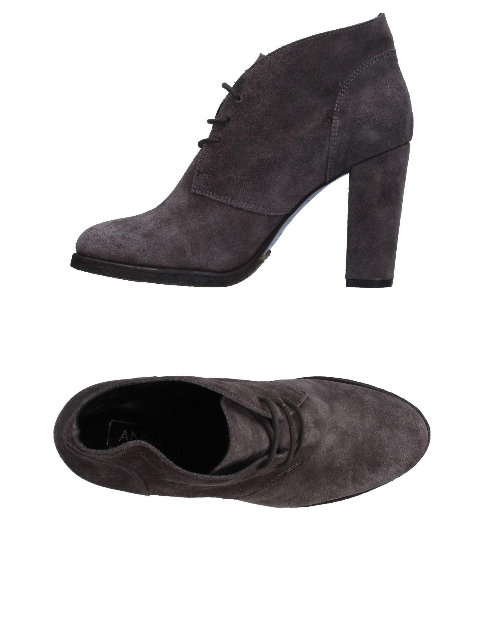 купить ANNA F. Обувь на шнурках дешево