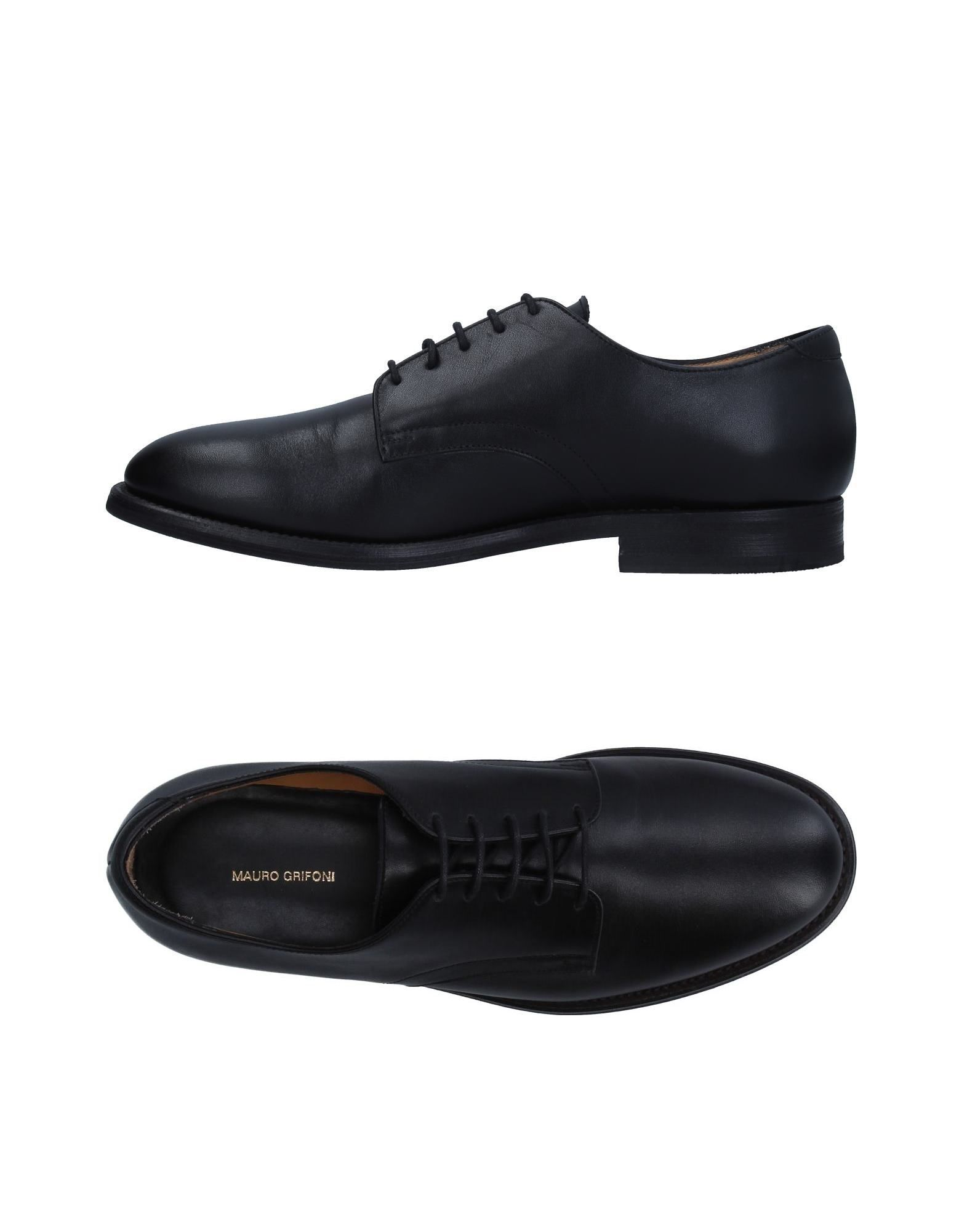 MAURO GRIFONI Обувь на шнурках часы mauro conti