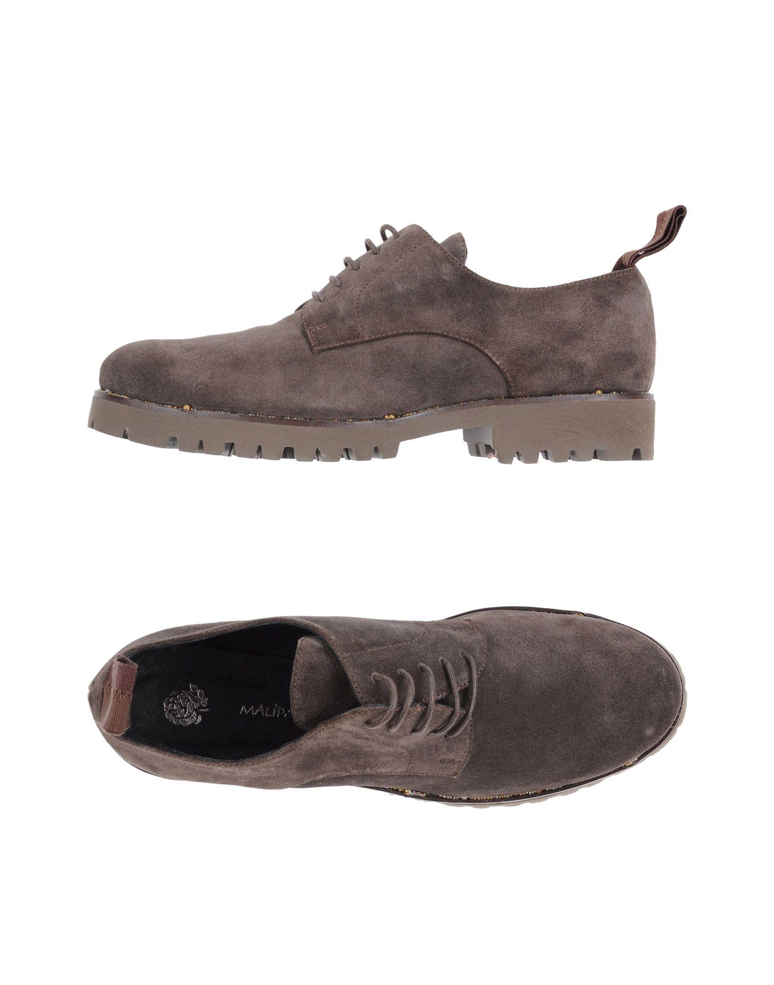 MALÌPARMI Обувь на шнурках
