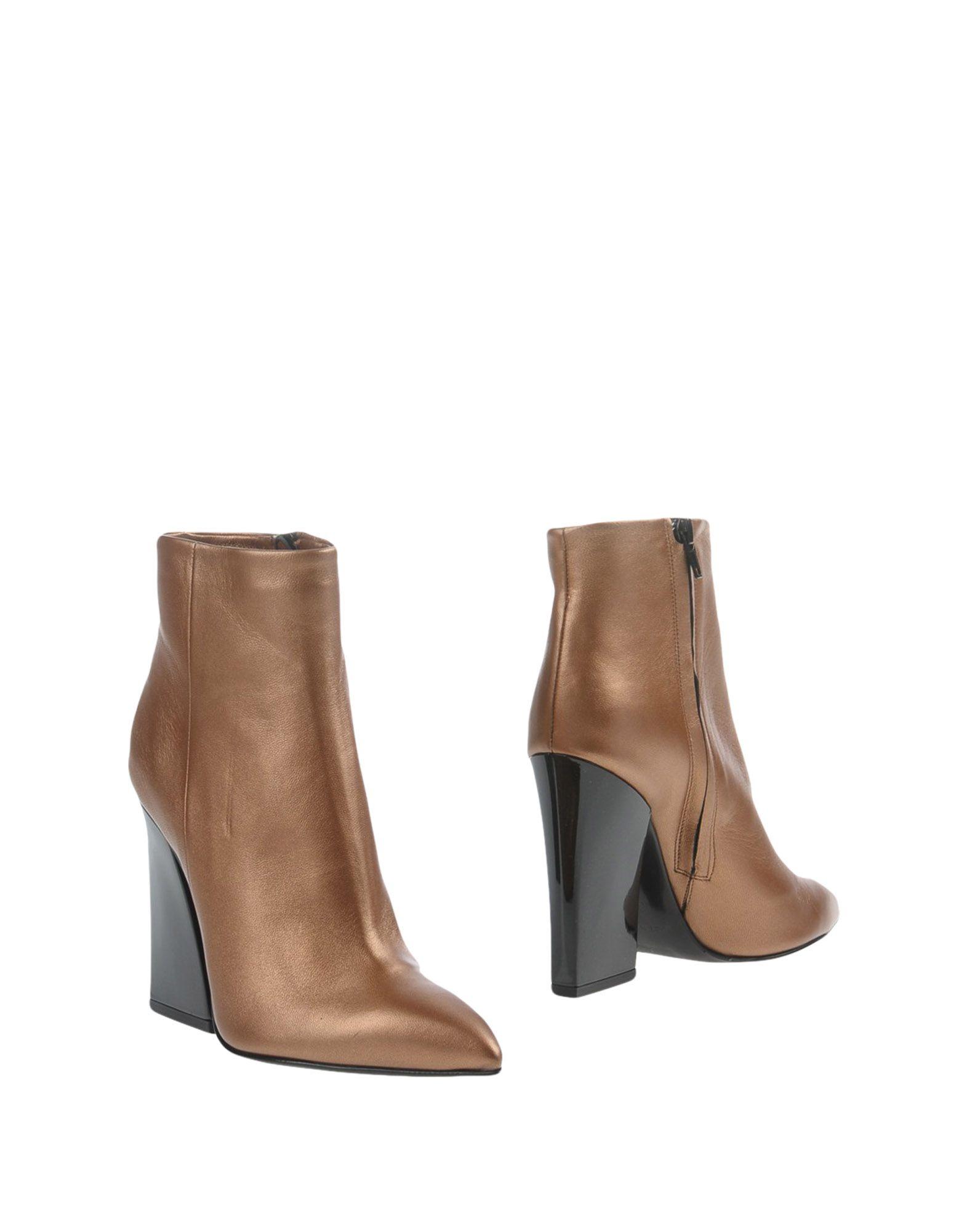 GIANNI MARRA Полусапоги и высокие ботинки цены онлайн