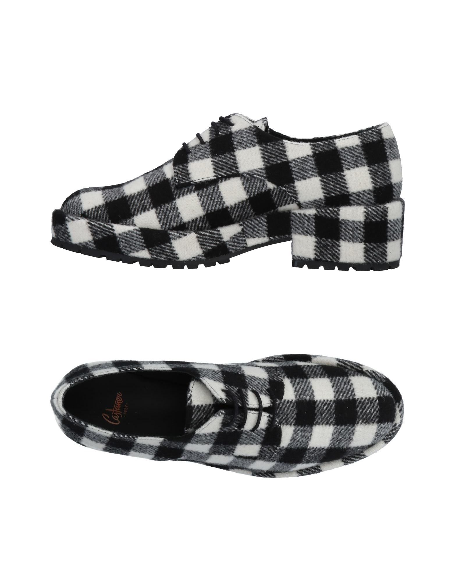 CASTAÑER Обувь на шнурках цены онлайн