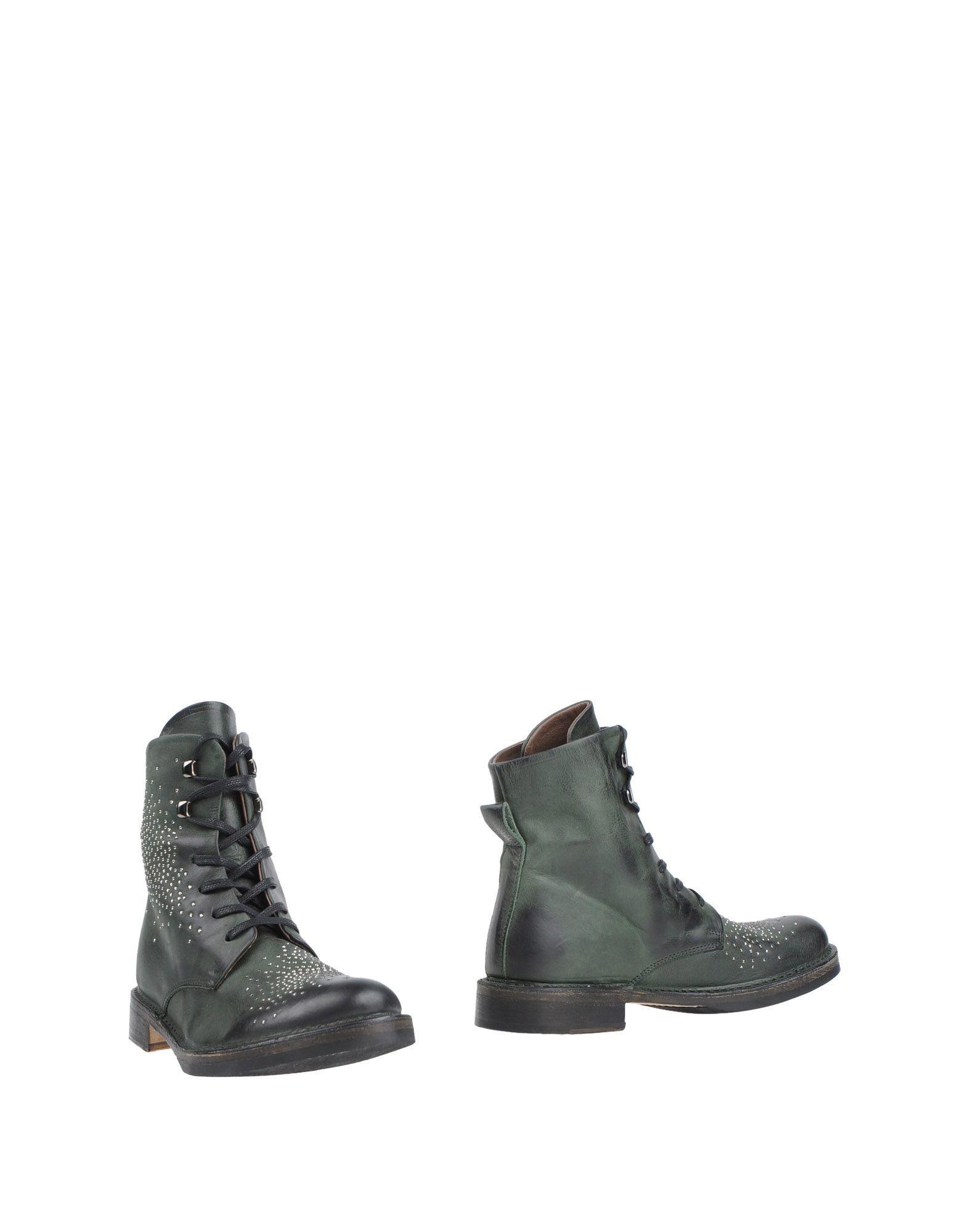 купить MANILA GRACE DENIM Полусапоги и высокие ботинки дешево