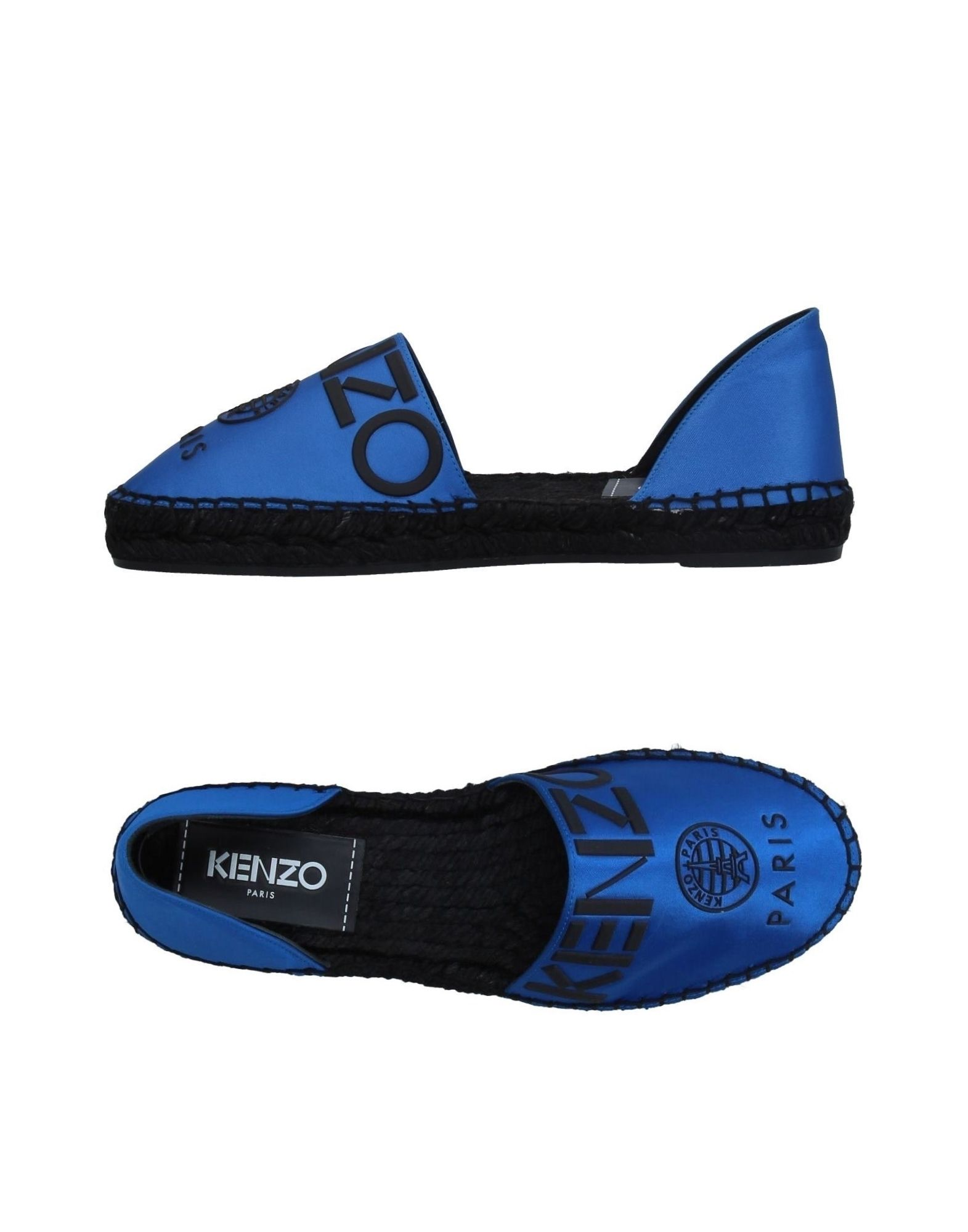 KENZO Эспадрильи эспадрильи kenzo kenzo ke228amprq04