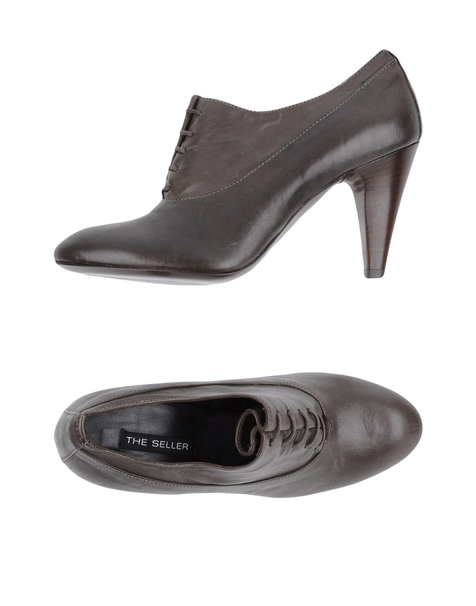 THE SELLER Обувь на шнурках цены онлайн