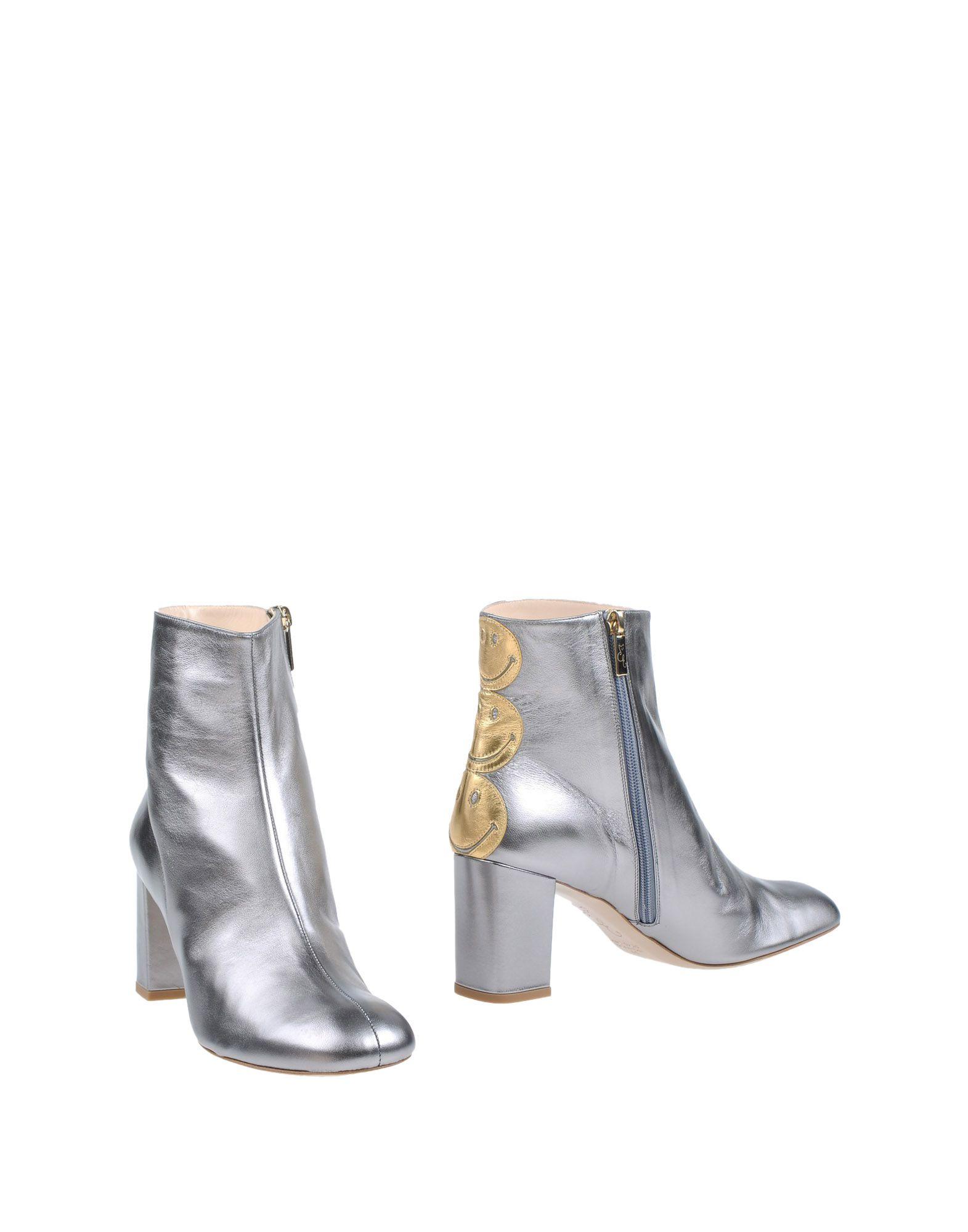 CAMILLA ELPHICK Полусапоги и высокие ботинки