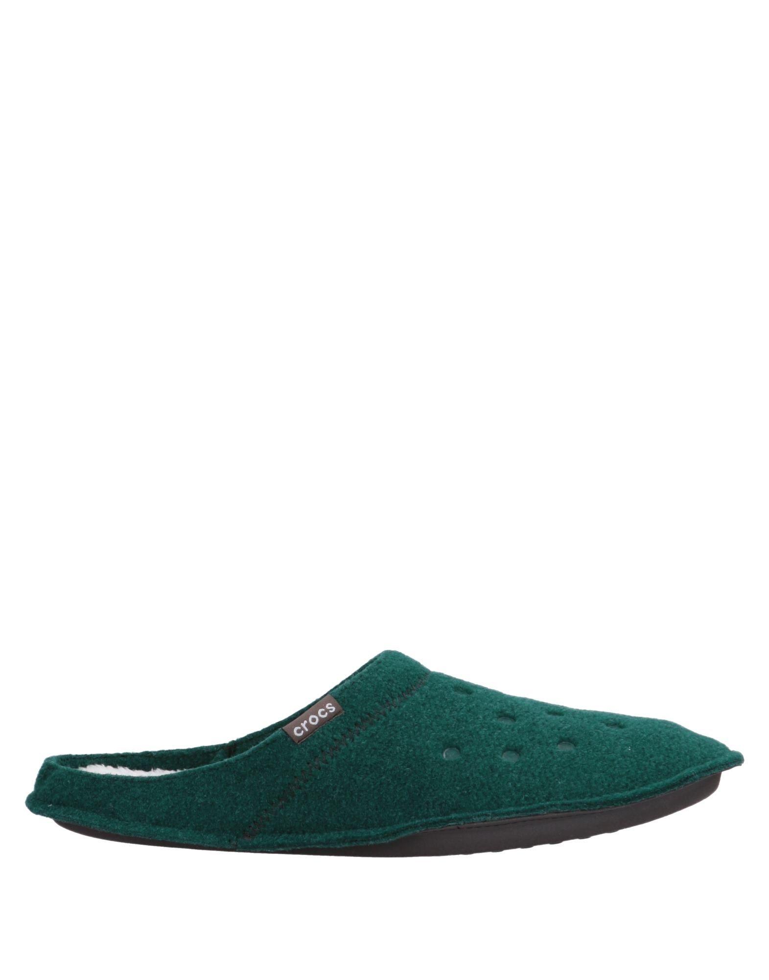 CROCS Домашние туфли цены онлайн